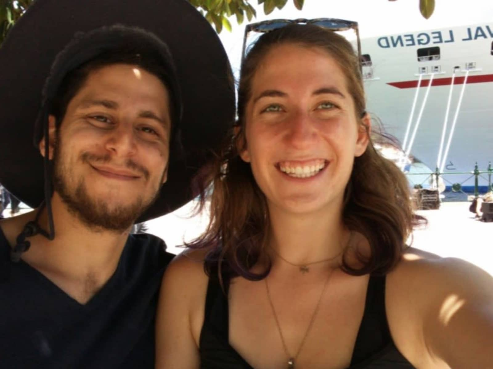Tal & Yuval from Sydney, New South Wales, Australia