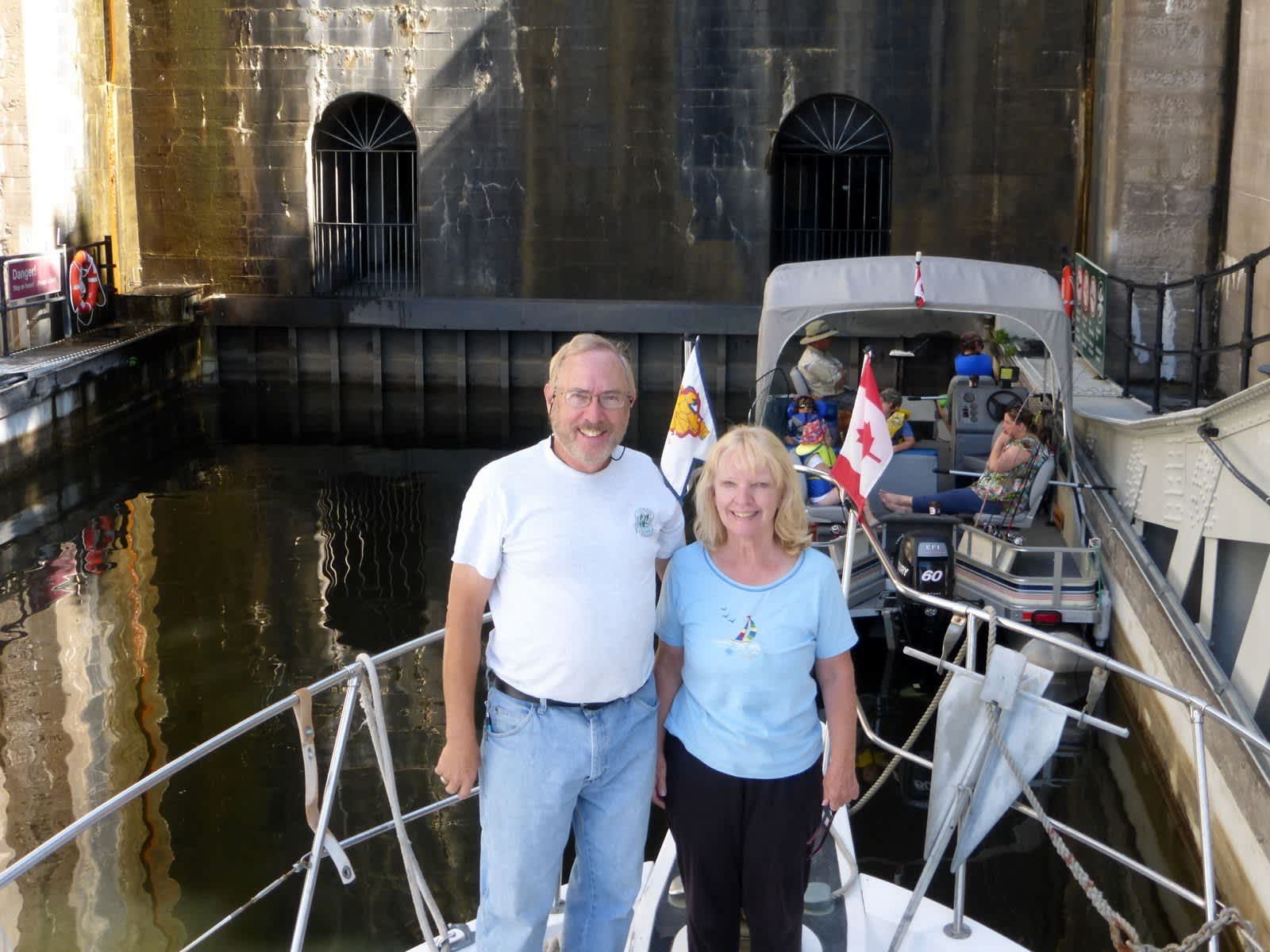Everett & Sharon from Harker Heights, Texas, United States