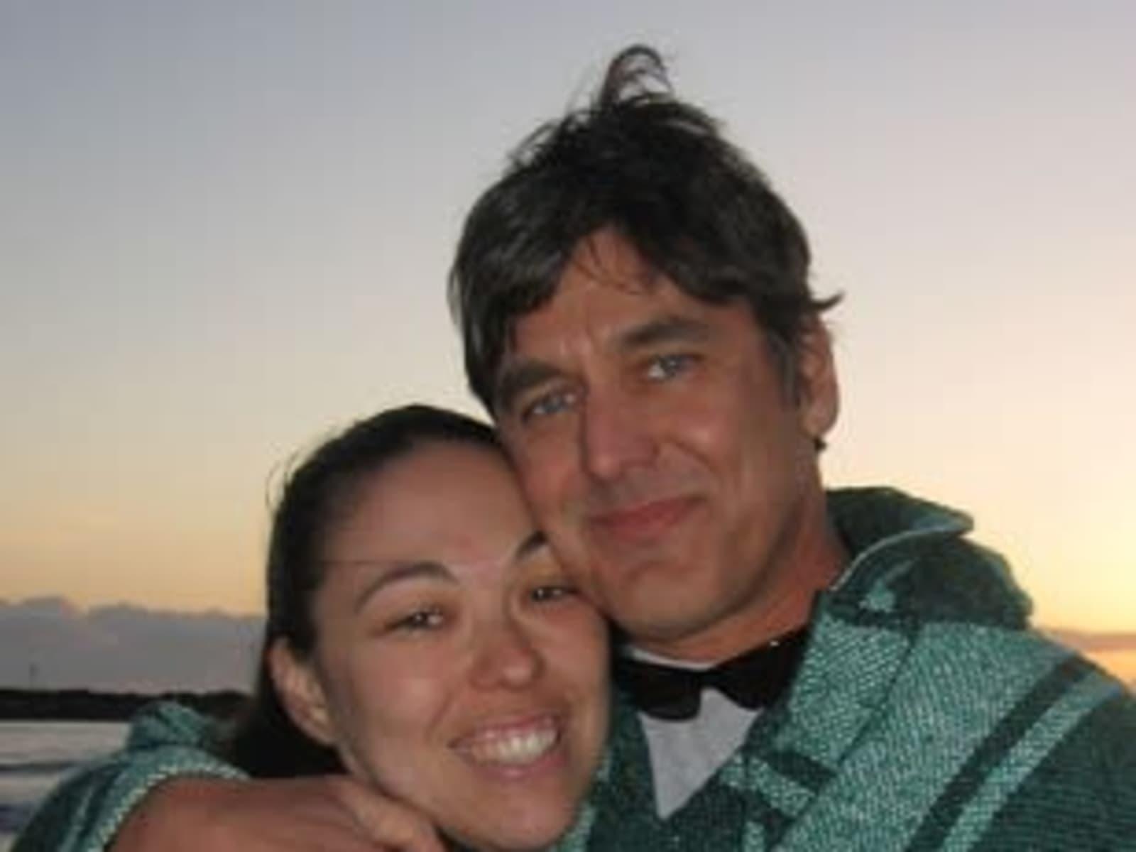 Samantha & Brian from Eureka, California, United States