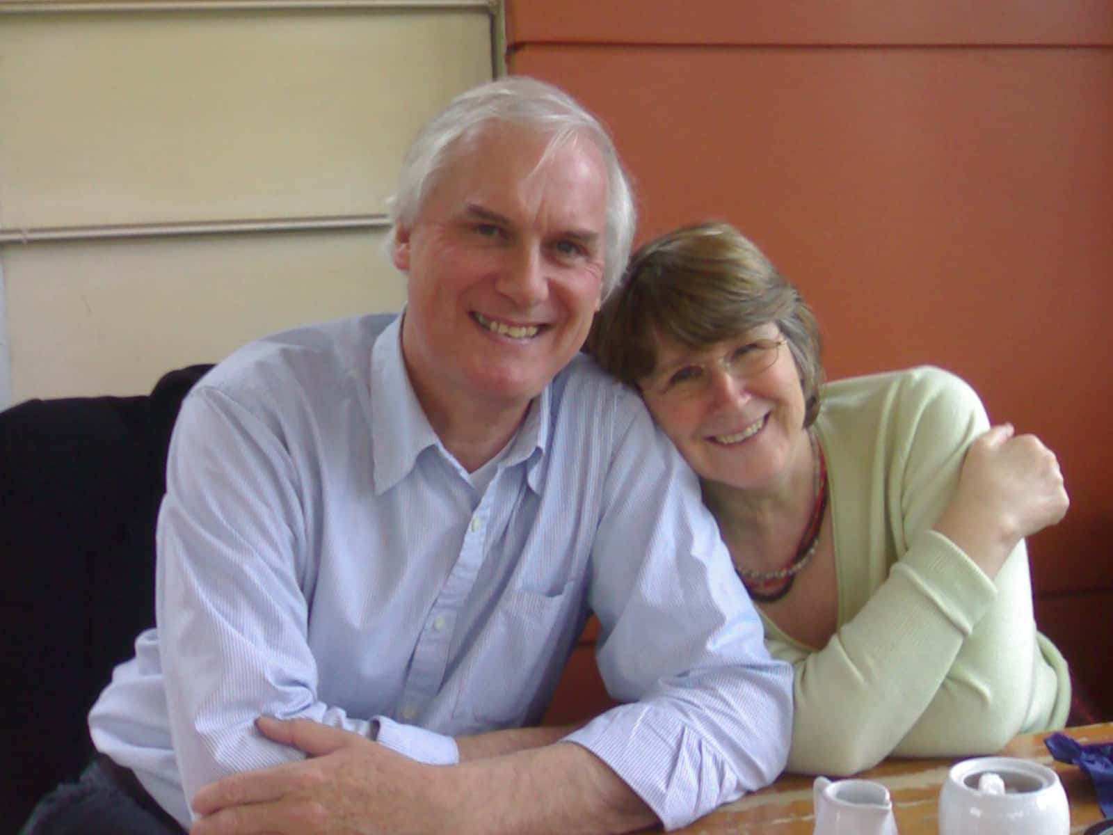 Jean & Chris from Monmouth, United Kingdom