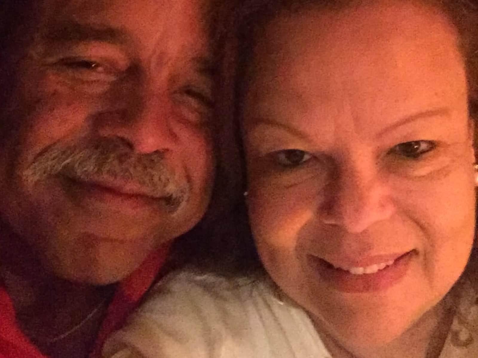 Johnette & Juan from Emeryville, California, United States