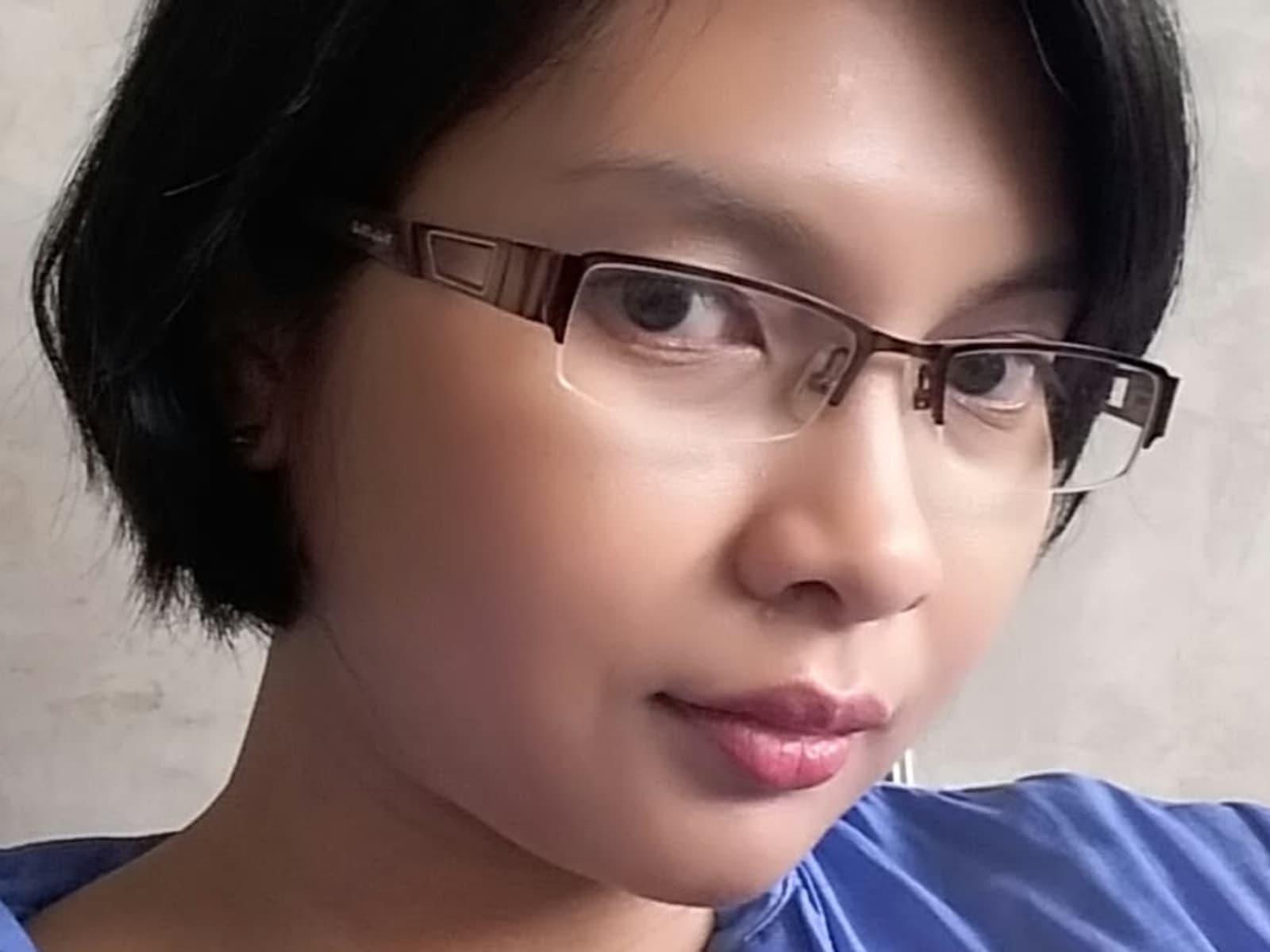 Patcharee from Bangkok, Thailand