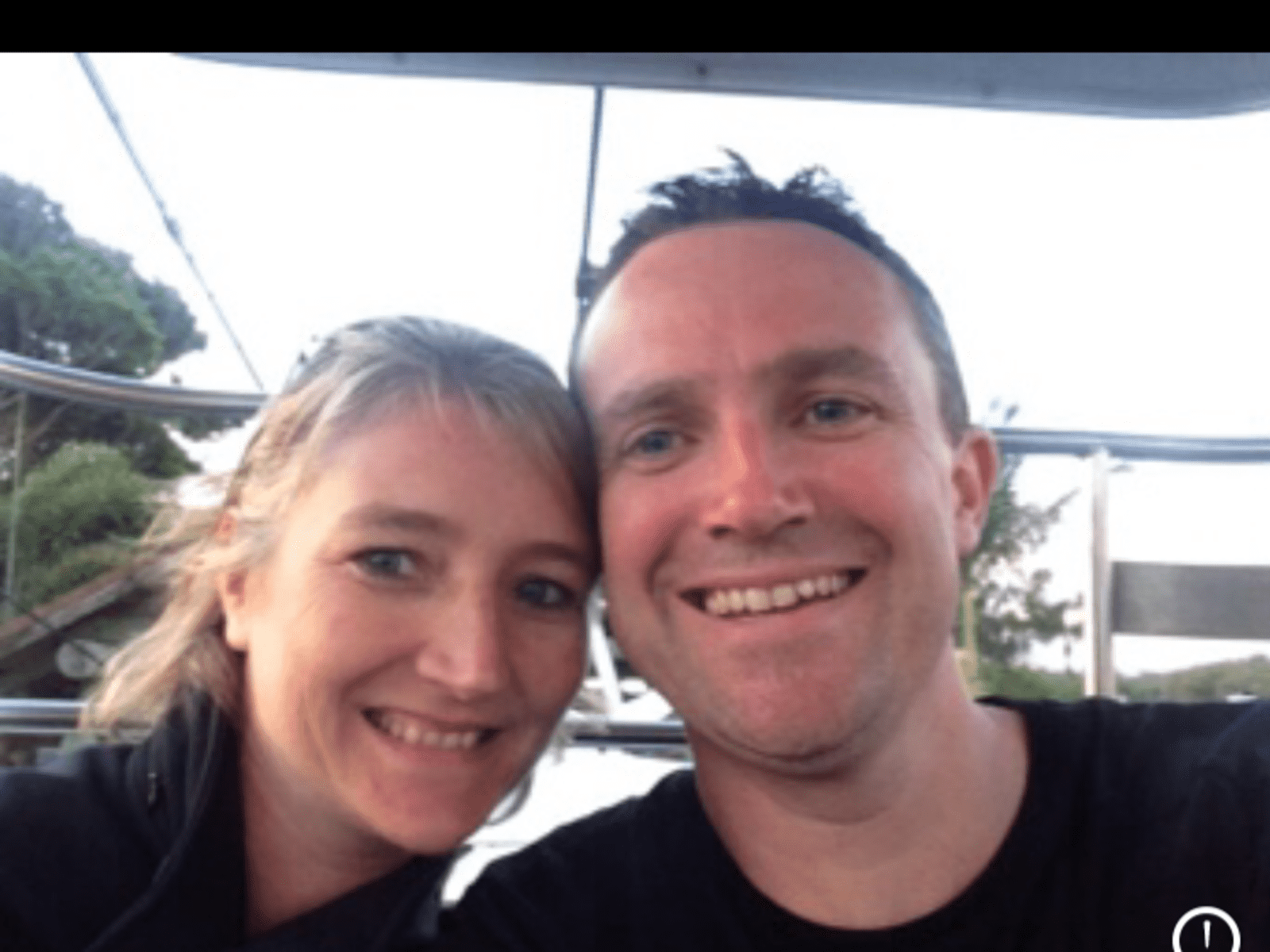 Stacy & Jamie from Christchurch, New Zealand
