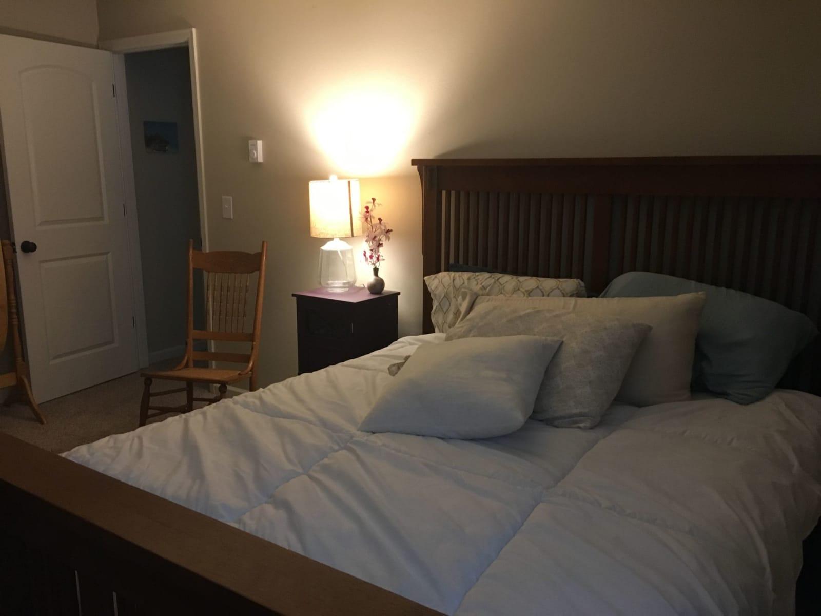 Housesitting assignment in Fredericksburg, Virginia, United States