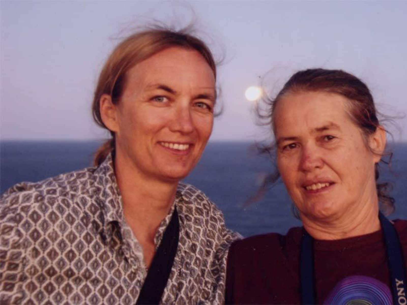 Asa & Hilary from Byron Bay, New South Wales, Australia