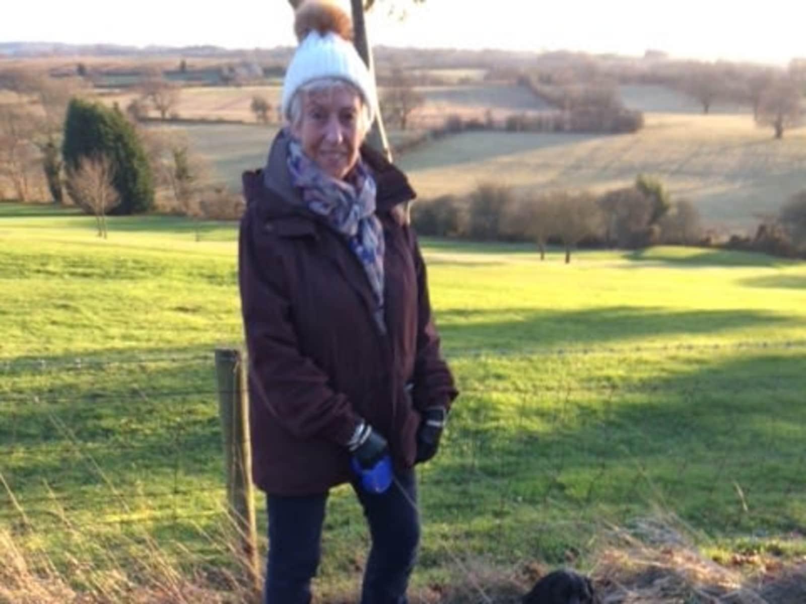 Annabel from Harrogate, United Kingdom
