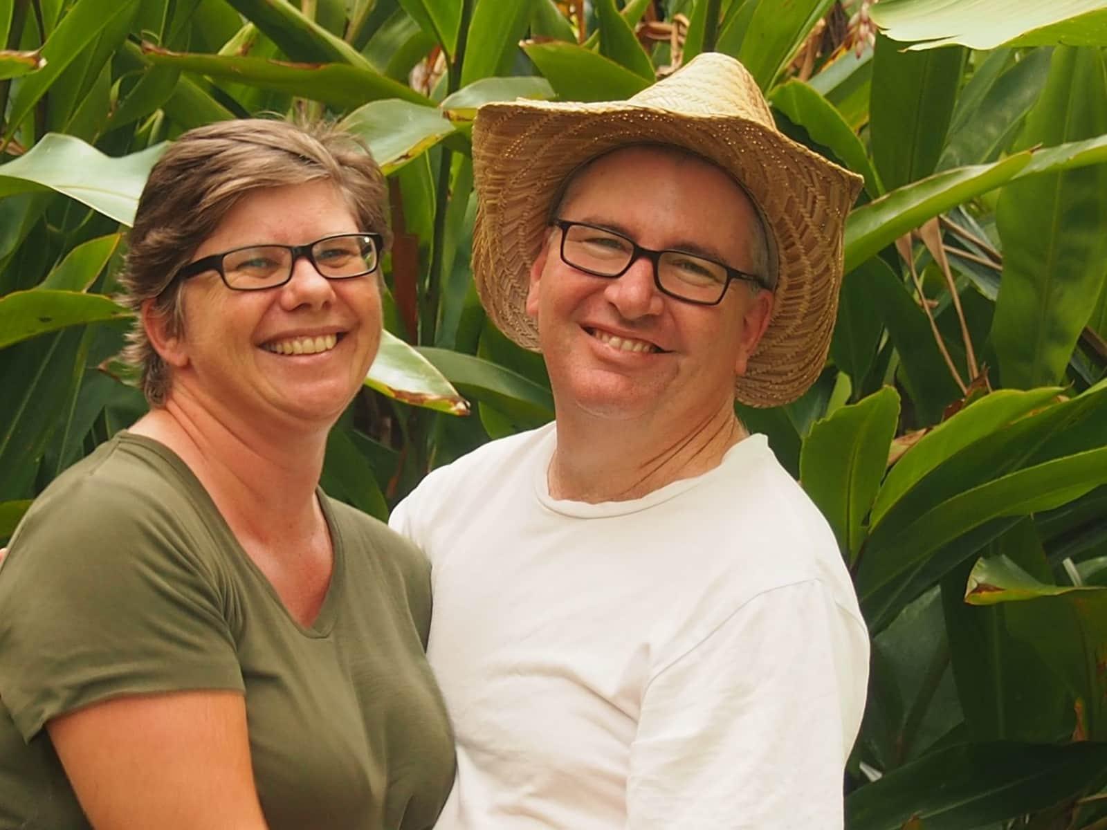 Karla & Stephen from Hobart, Tasmania, Australia