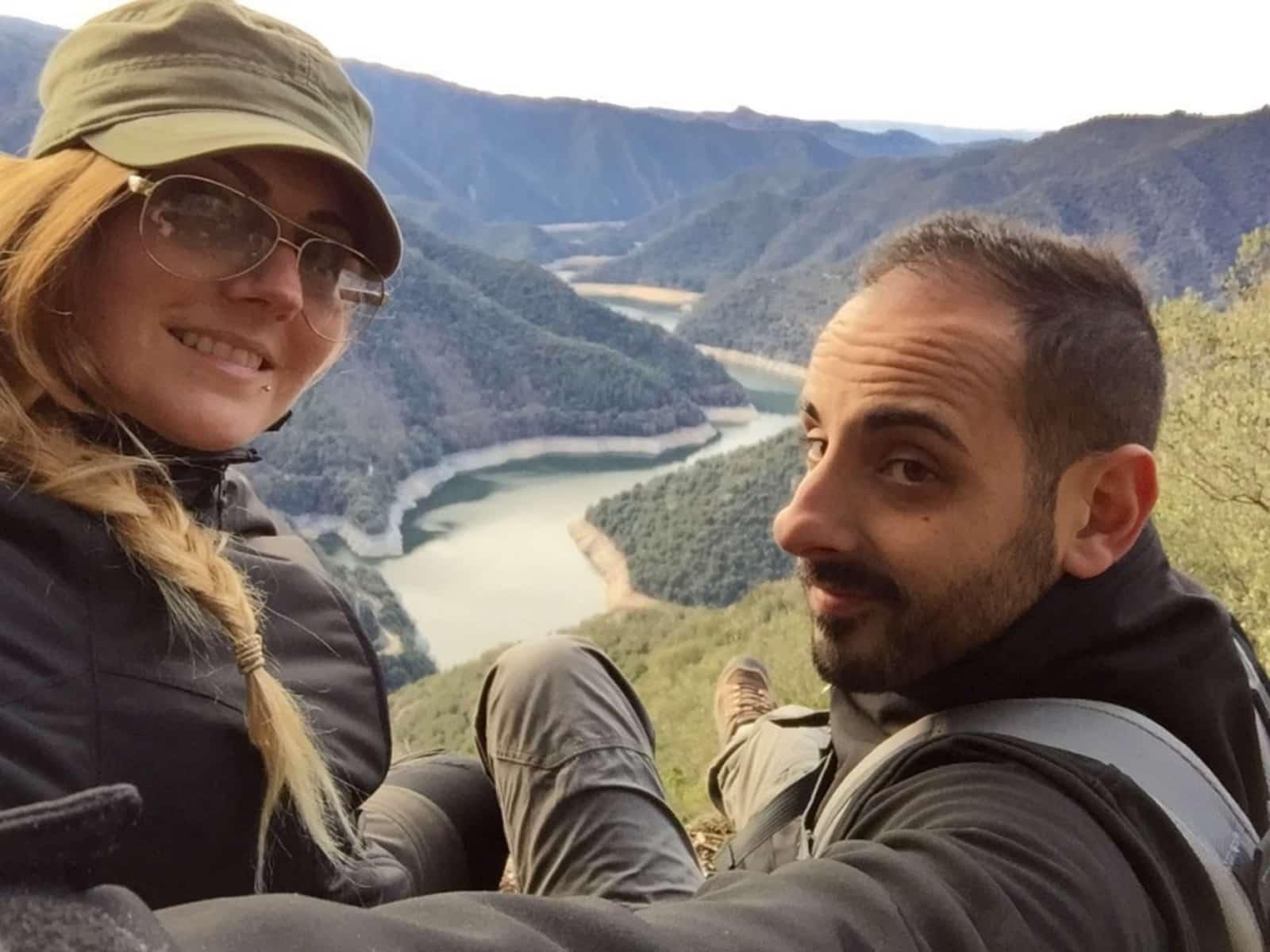 Andrés & Bea from Barcelona, Spain