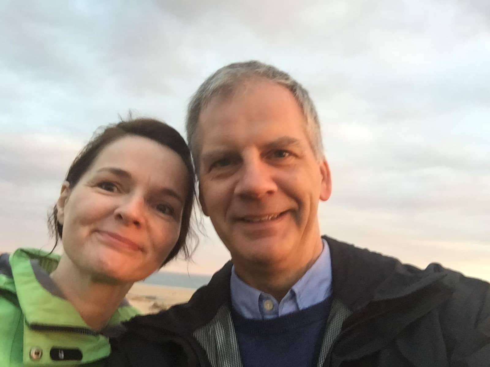 Angela & Trevor from Balsall Common, United Kingdom
