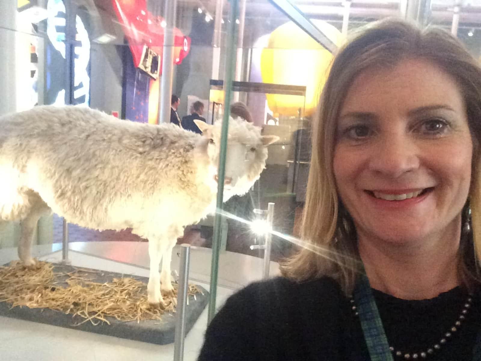 Gillian from Aberfoyle, United Kingdom