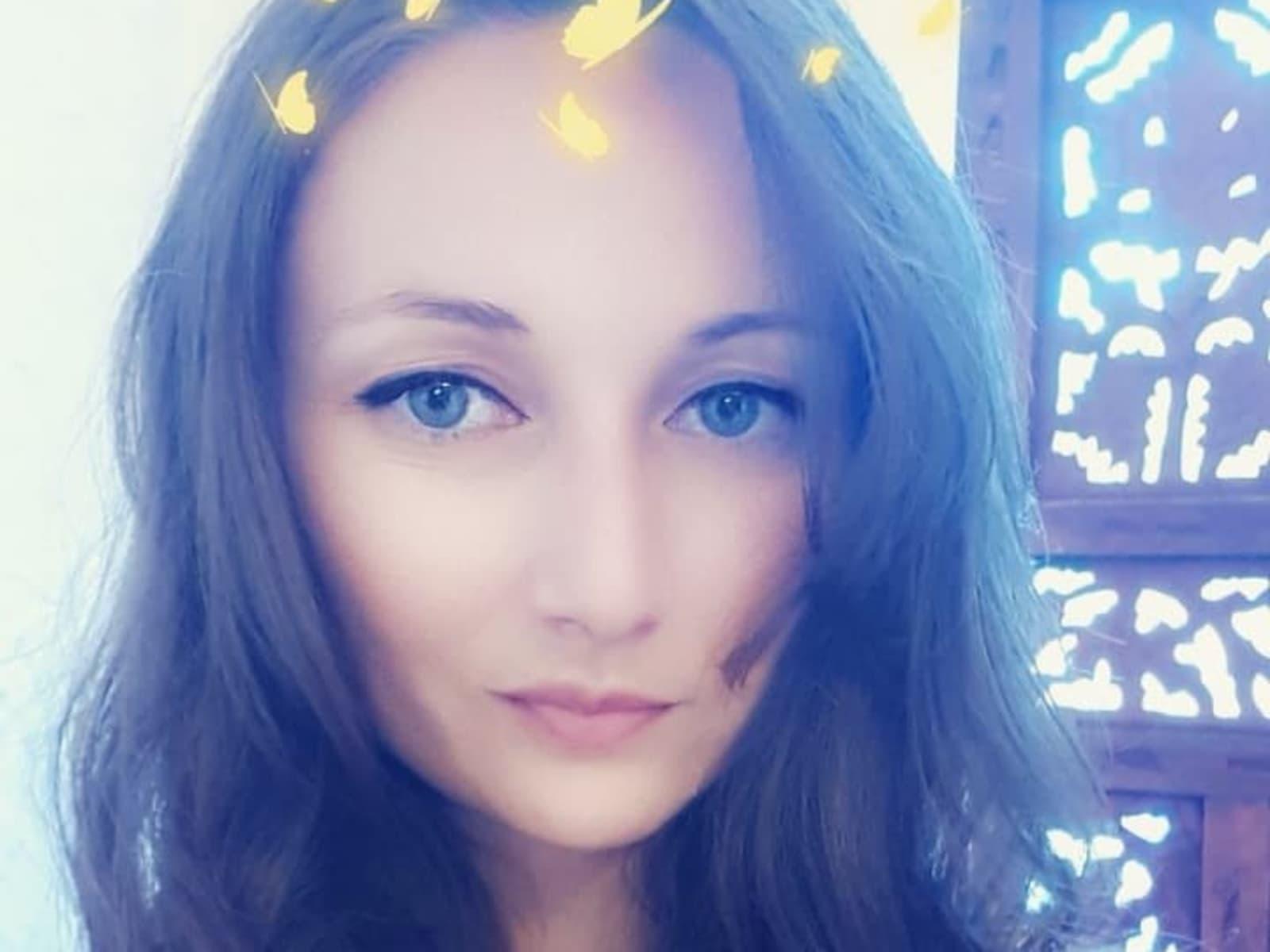 Alexandra from Logroño, Spain