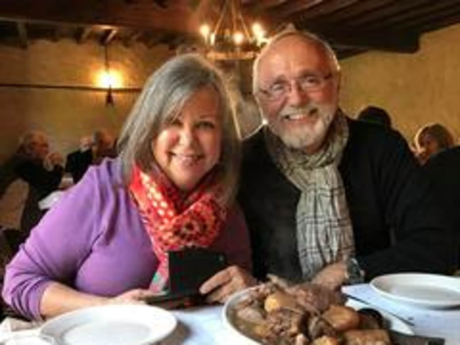 Deborah & Randall from Tucson, Arizona, United States