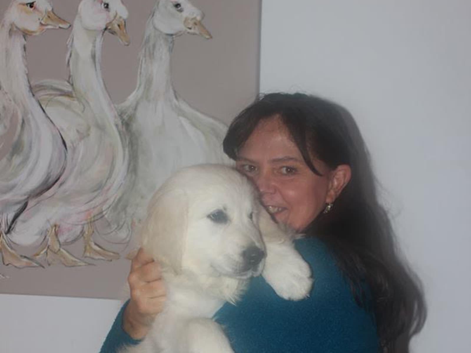 Joanne from Harpenden, United Kingdom