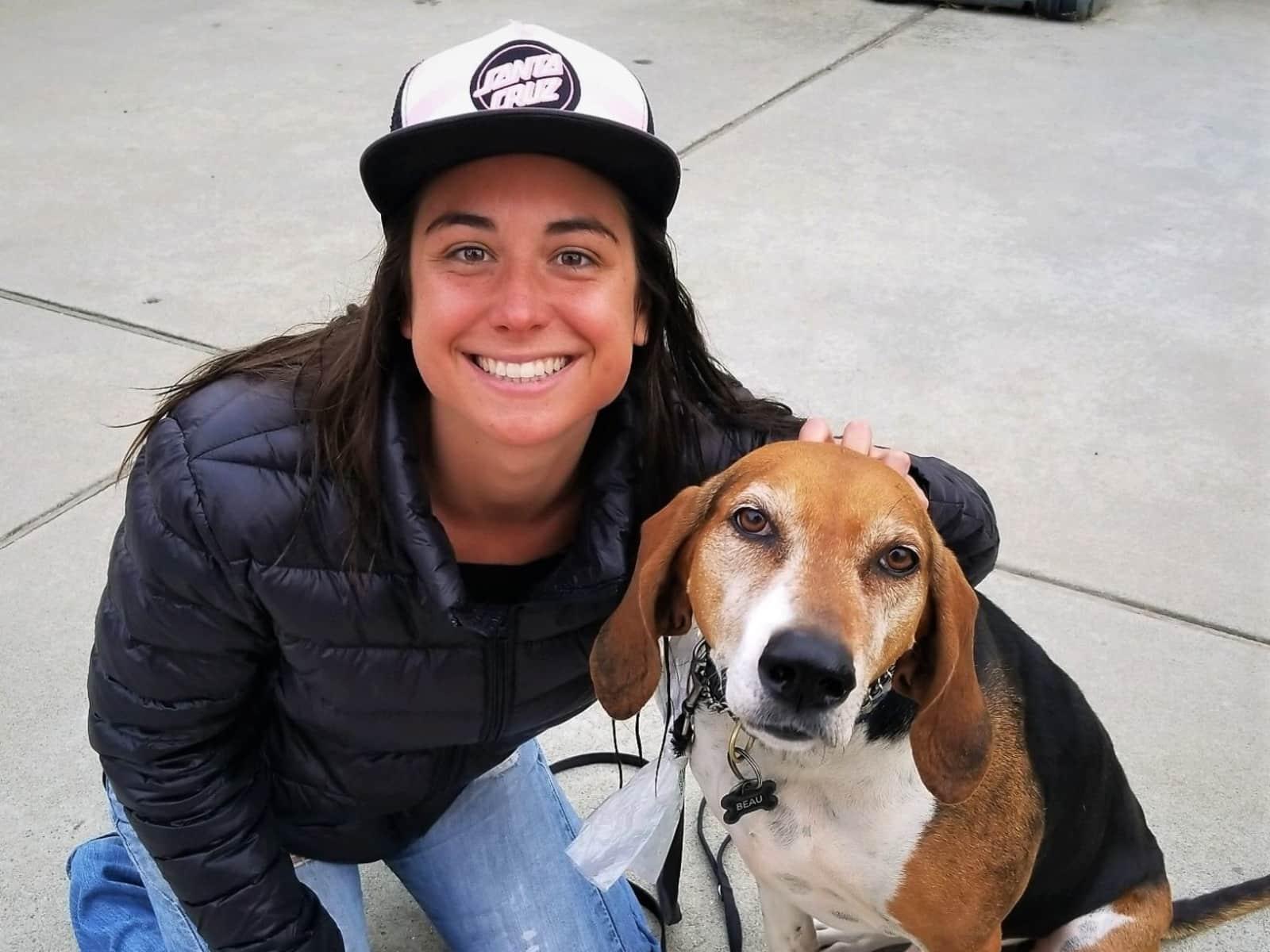 Rebekah from Santa Cruz, California, United States