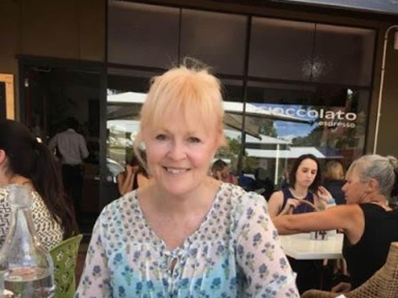 Christine from Australia