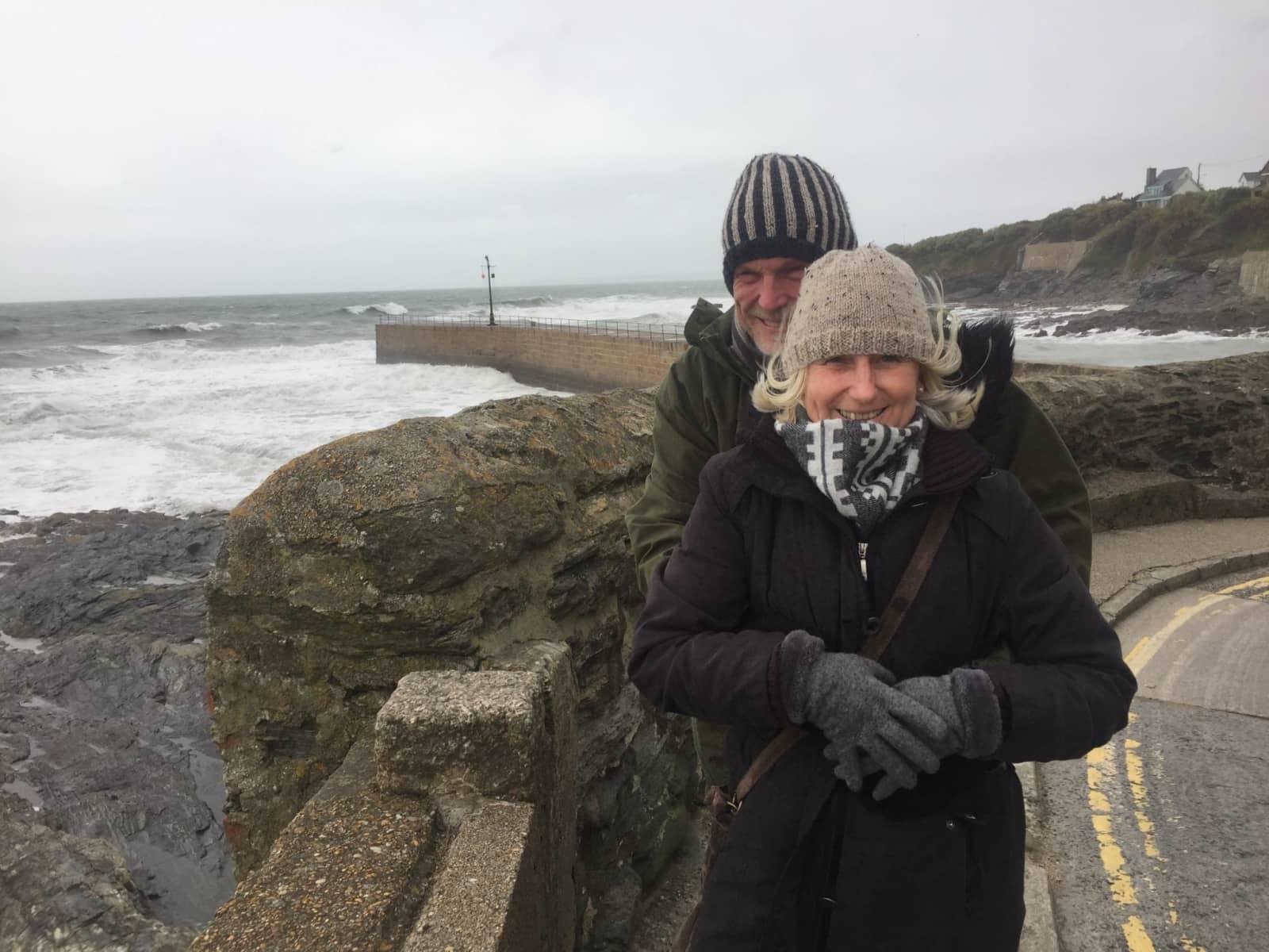 Naomi & Mark from Falmouth, United Kingdom