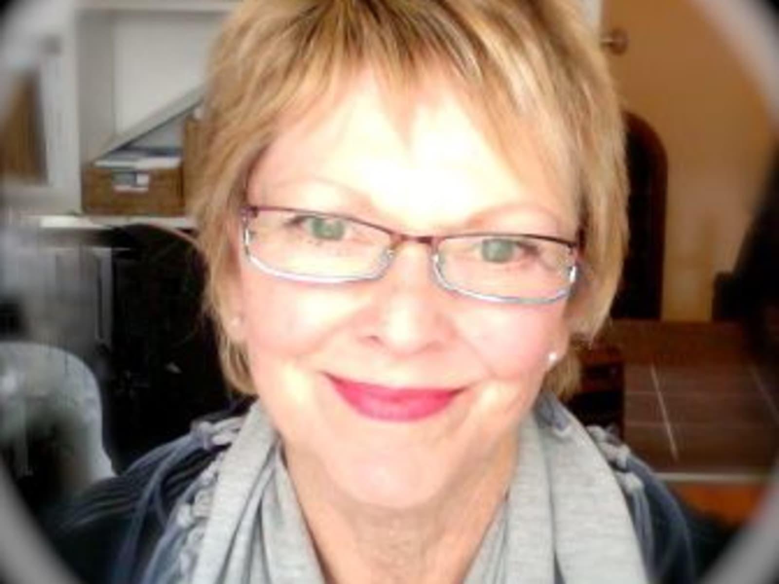 Gloria from Brighton, South Australia, Australia
