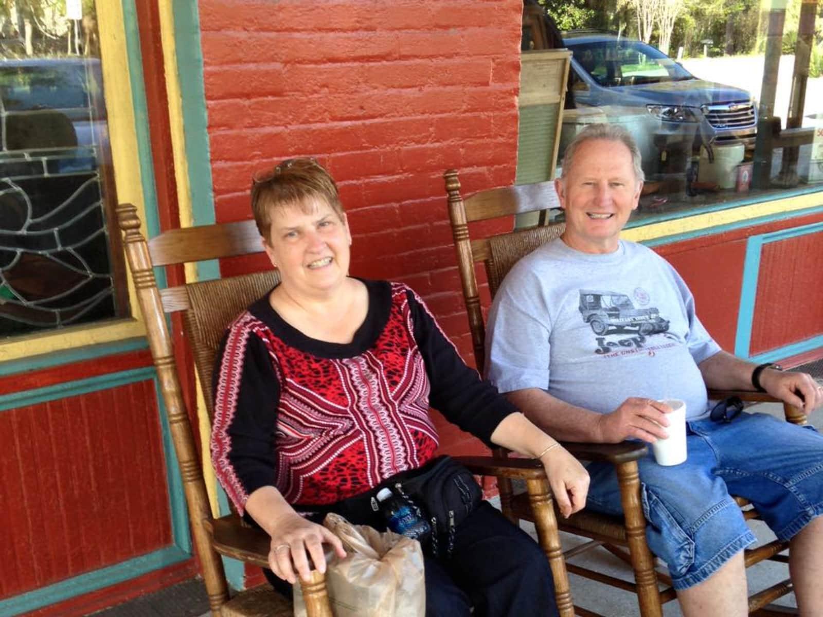 Cheryl & David from Dresden, Ohio, United States