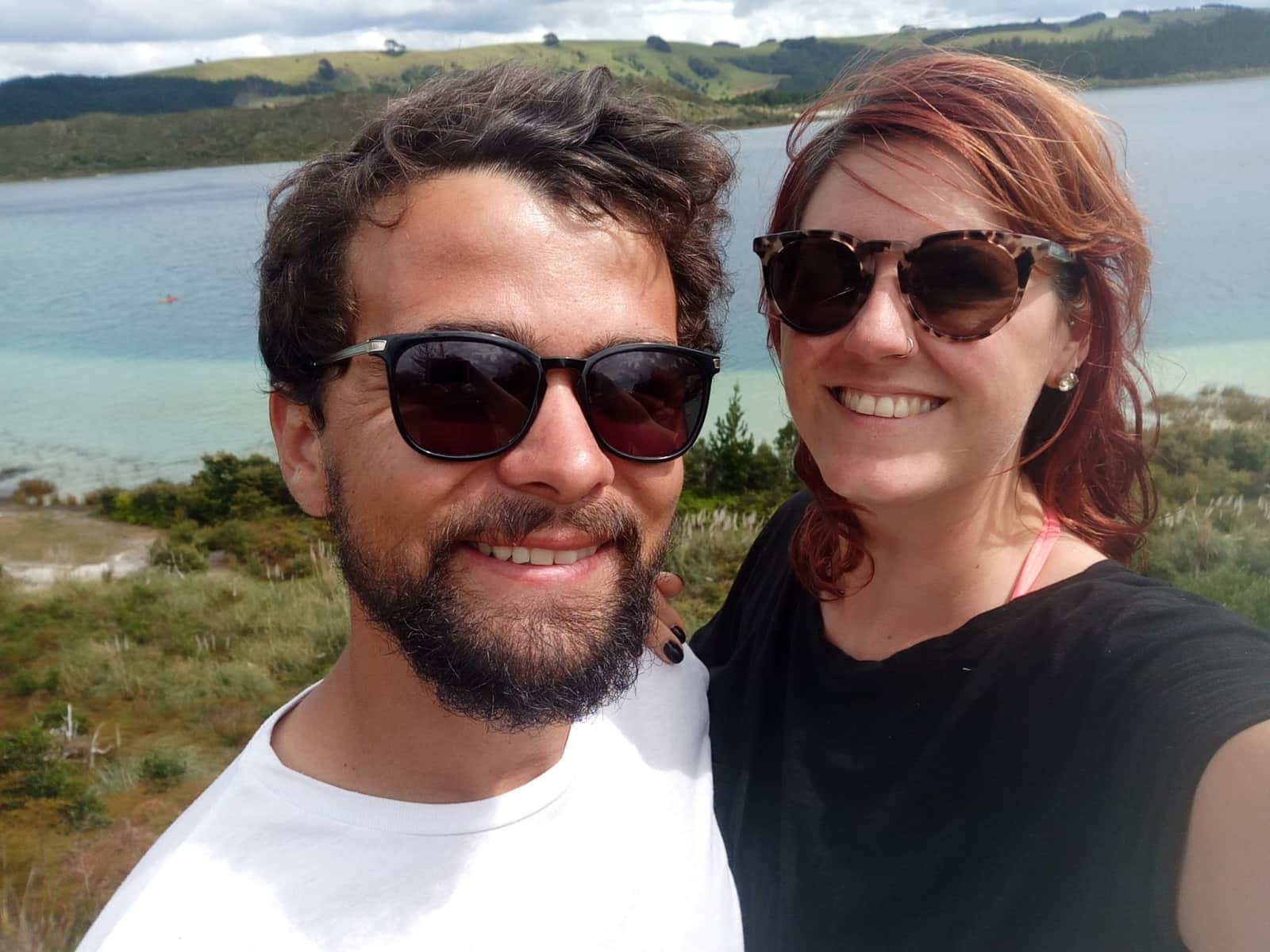 Mary & Damien from Dargaville, New Zealand