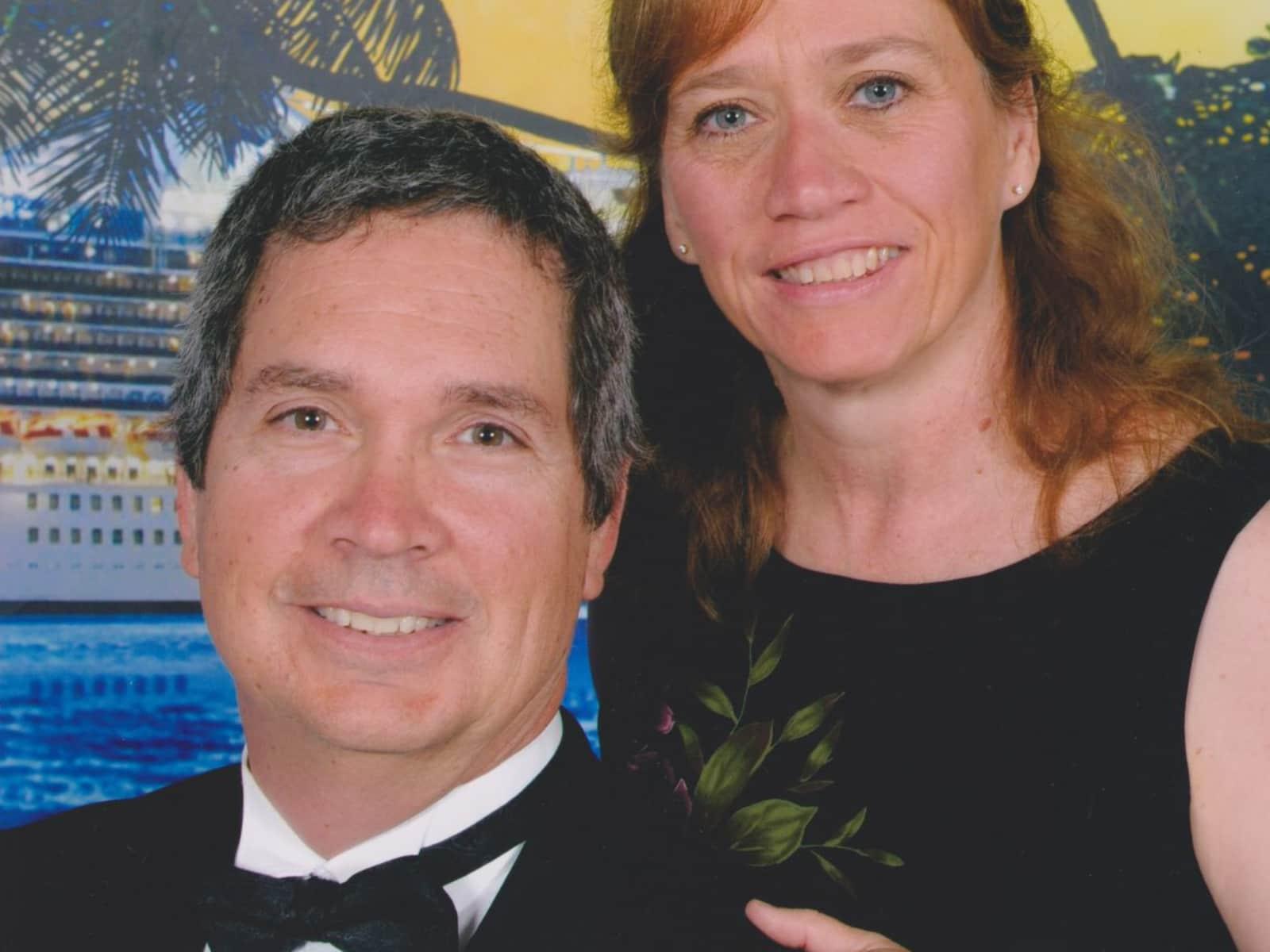 Bert & Sarah from Utopia, Texas, United States