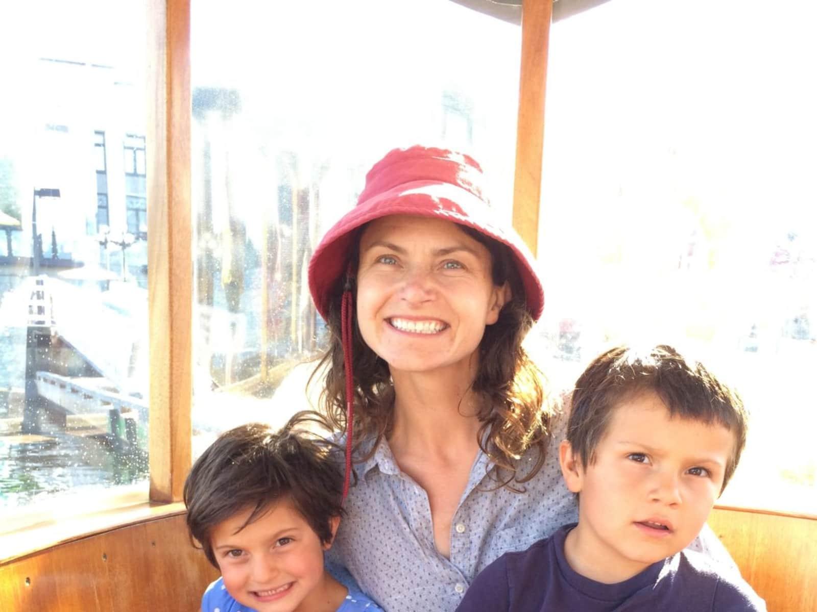Amanda from San Francisco, California, United States