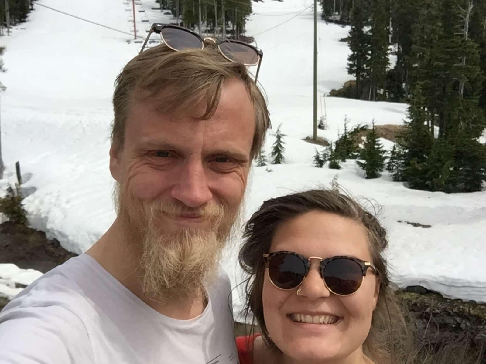 Mikkel & Kathrine from Copenhagen, Denmark