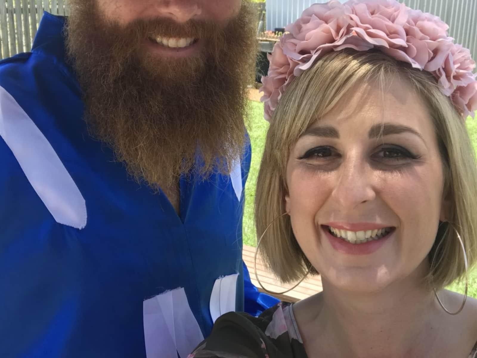 Cassandra & Daniel from Townsville, Queensland, Australia