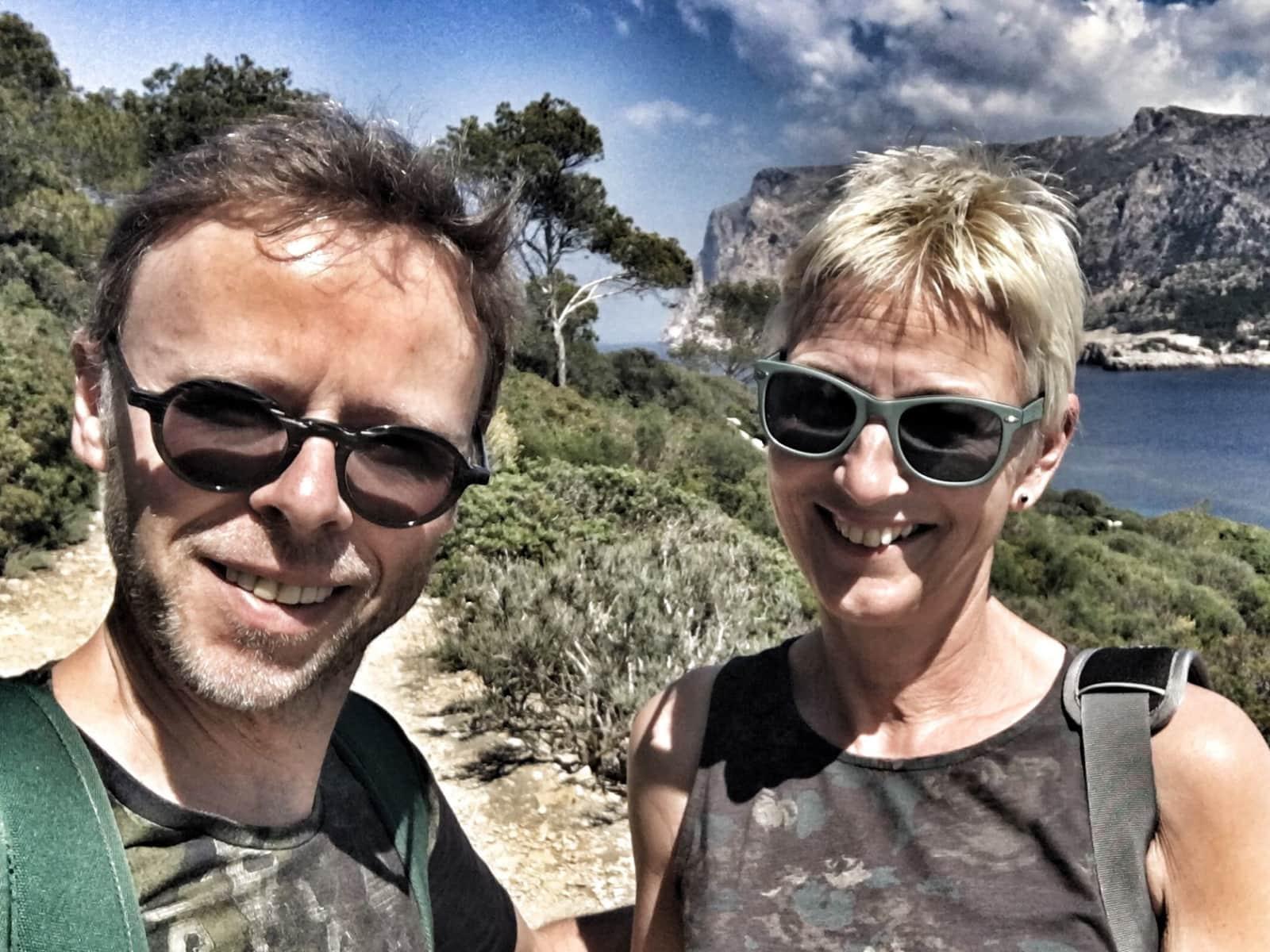 Ingrid & Hans from Antwerpen, Belgium