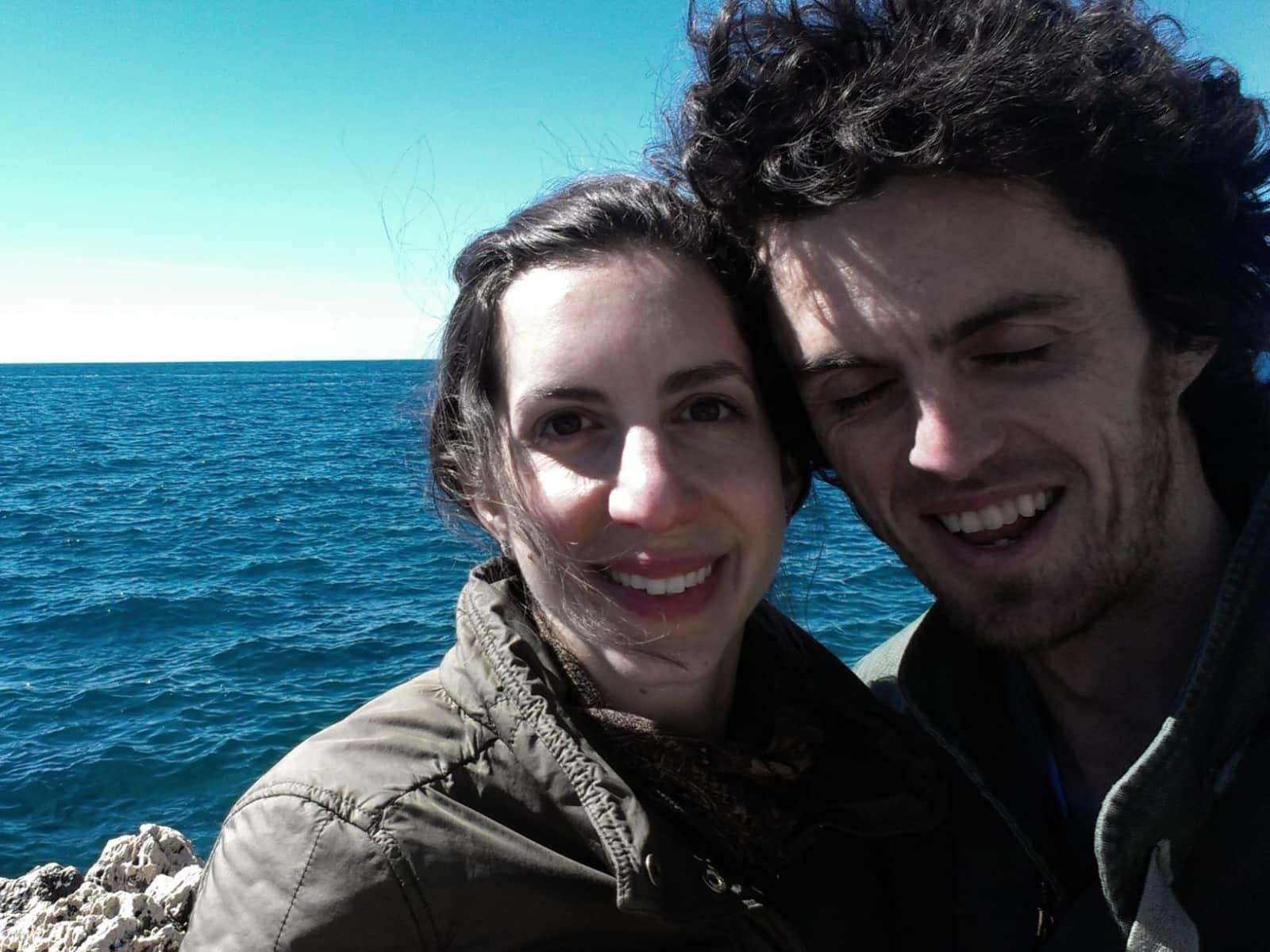James & Jennifer from Islesboro, Maine, United States