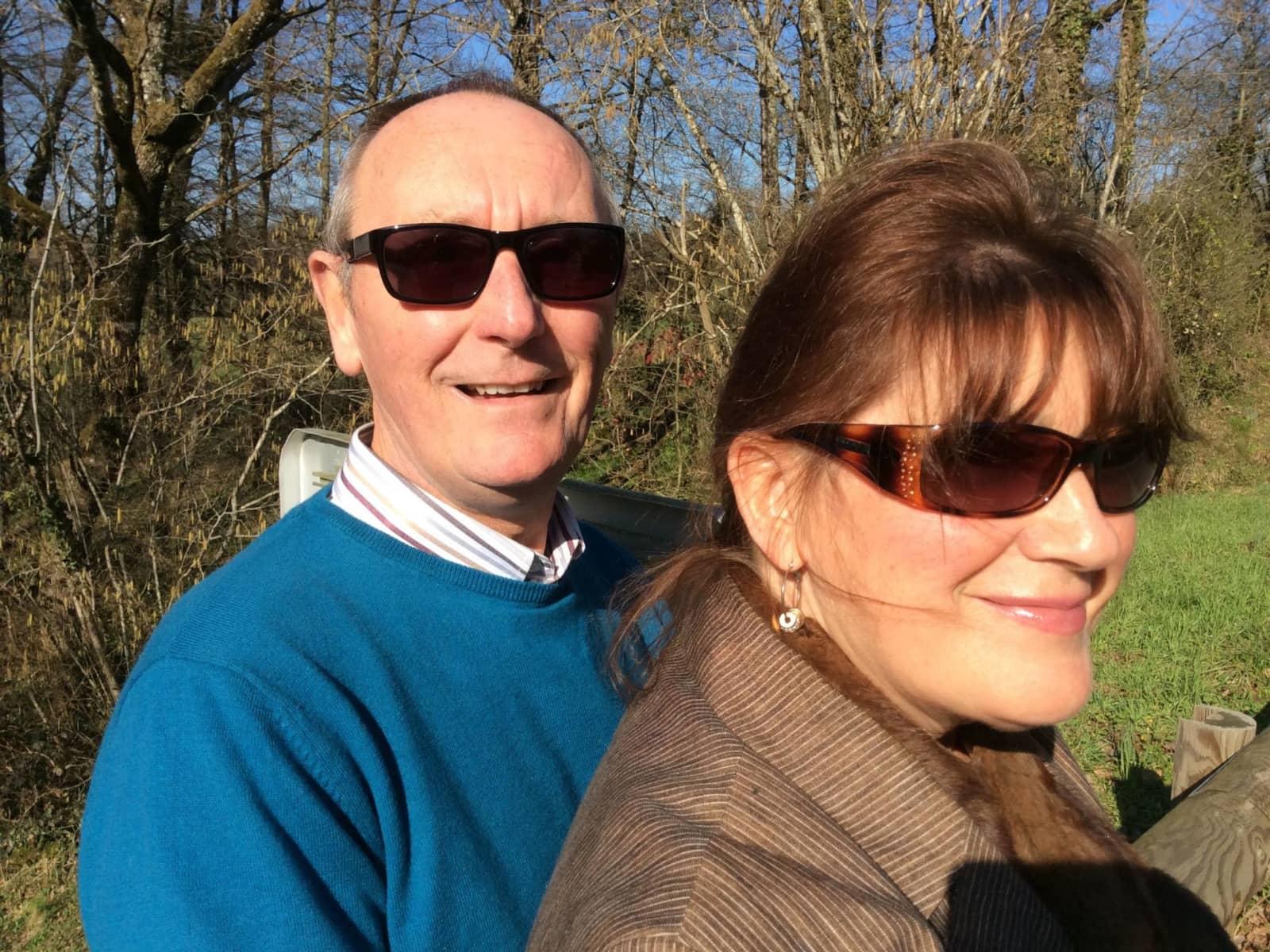 Wendy & Thomas from Widnes, United Kingdom