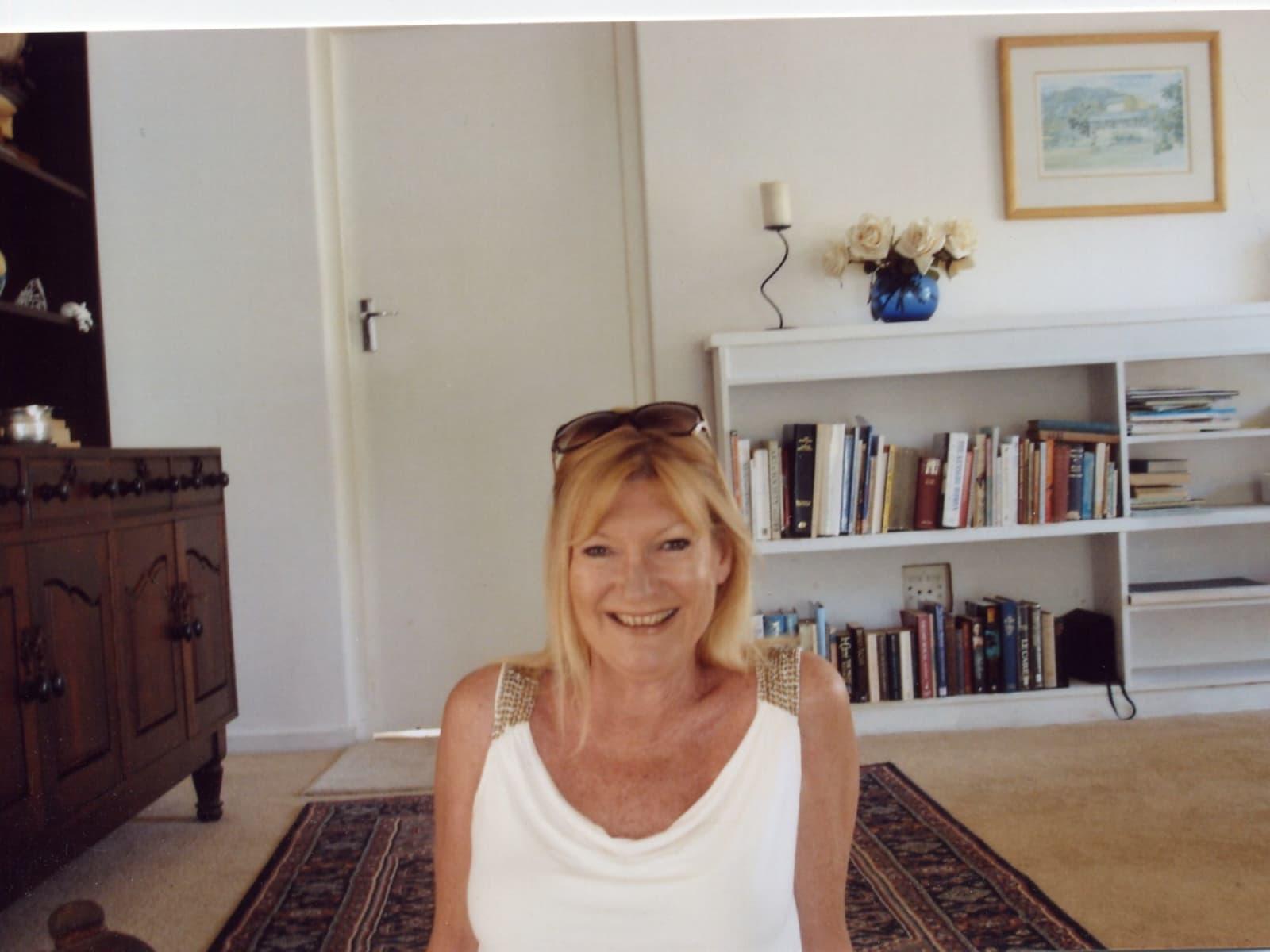 Samantha from Dorchester, United Kingdom