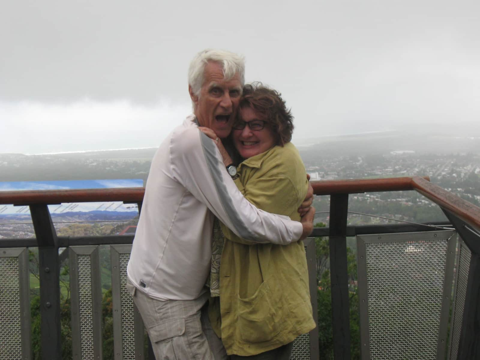 Sharon & Herman from Victoria, British Columbia, Canada