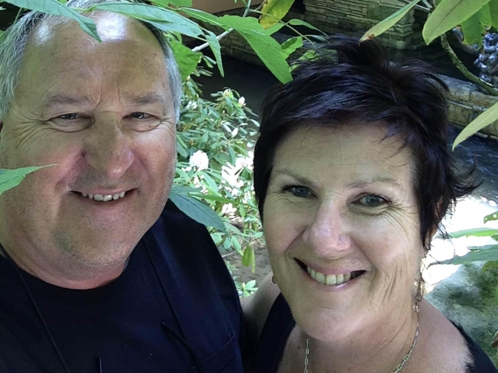 Robert & Robyn from Echuca, Victoria, Australia