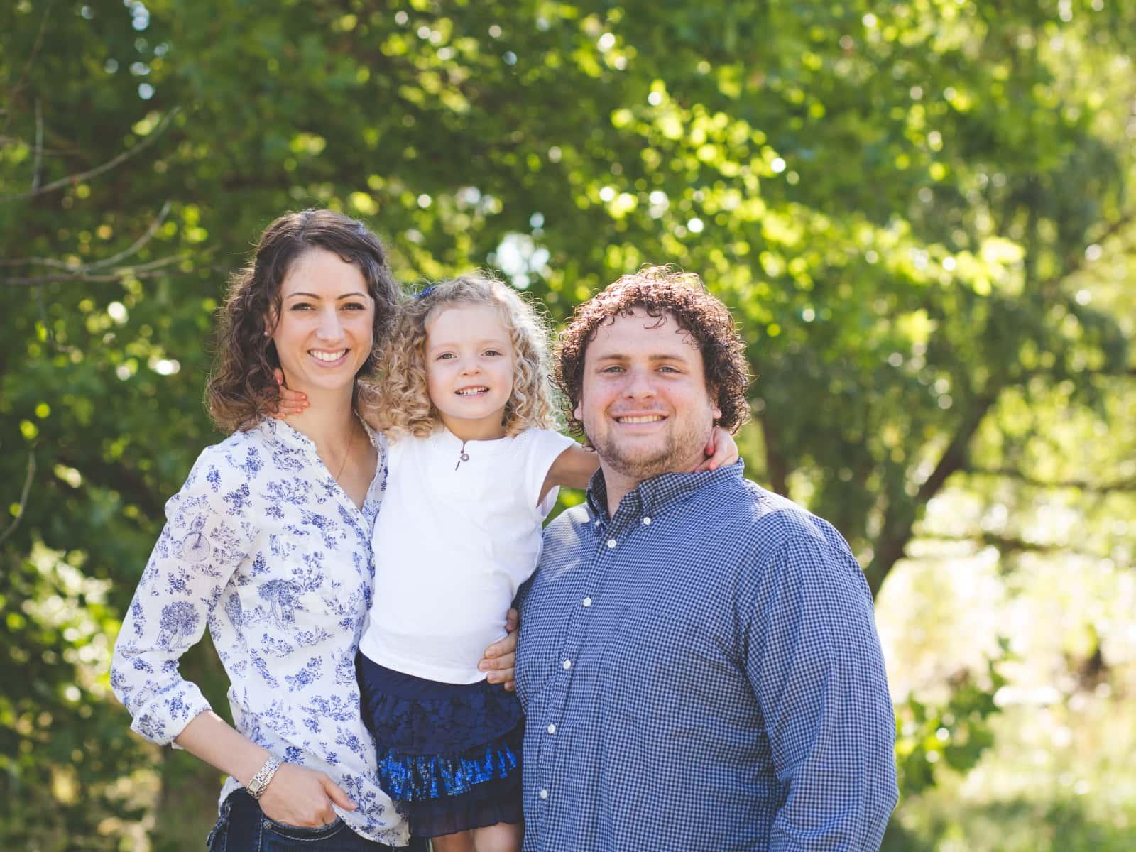 Erica & Brad from Yakima, Washington, United States
