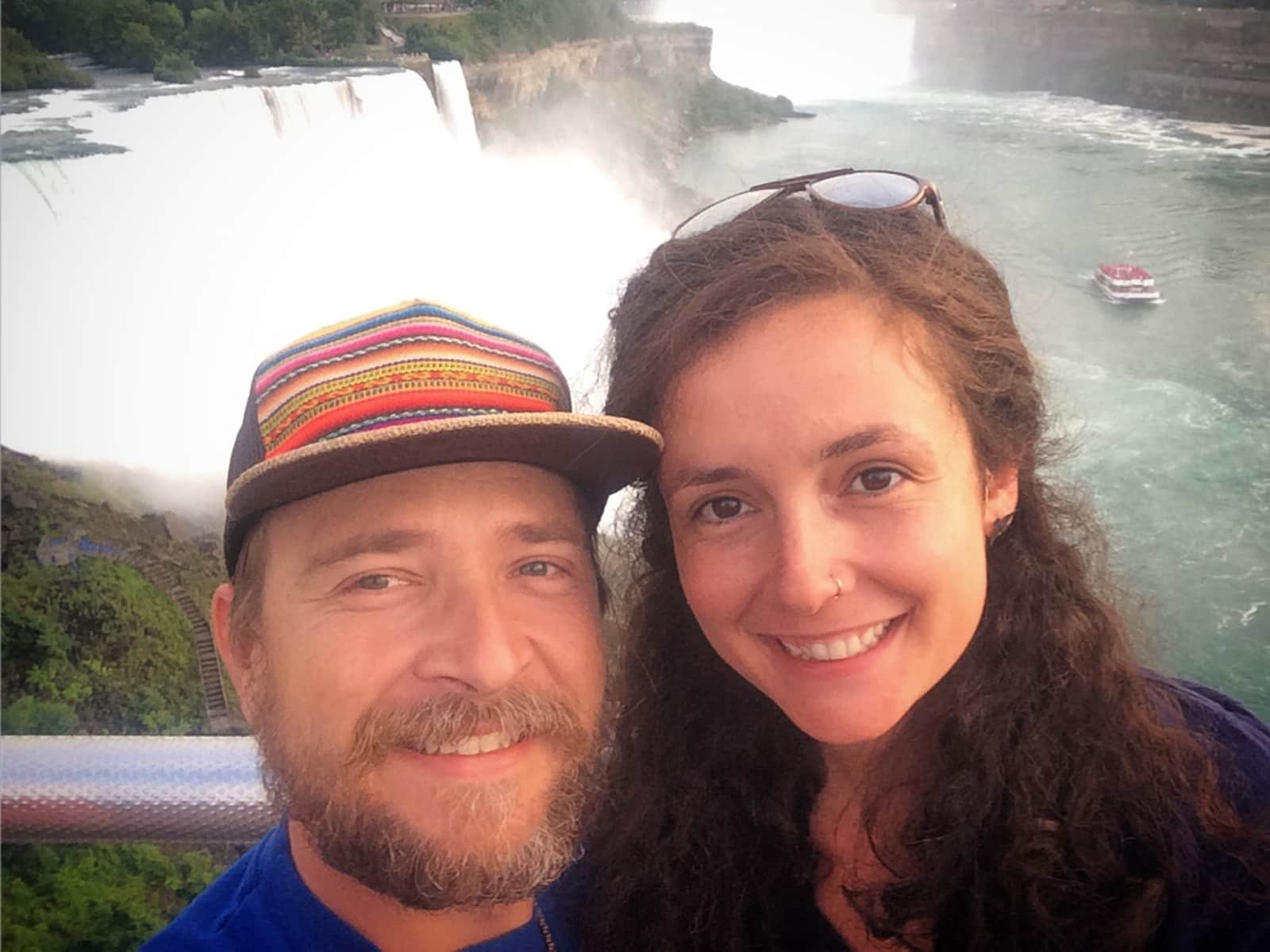 Mary & Krystian from Ashland, Oregon, United States