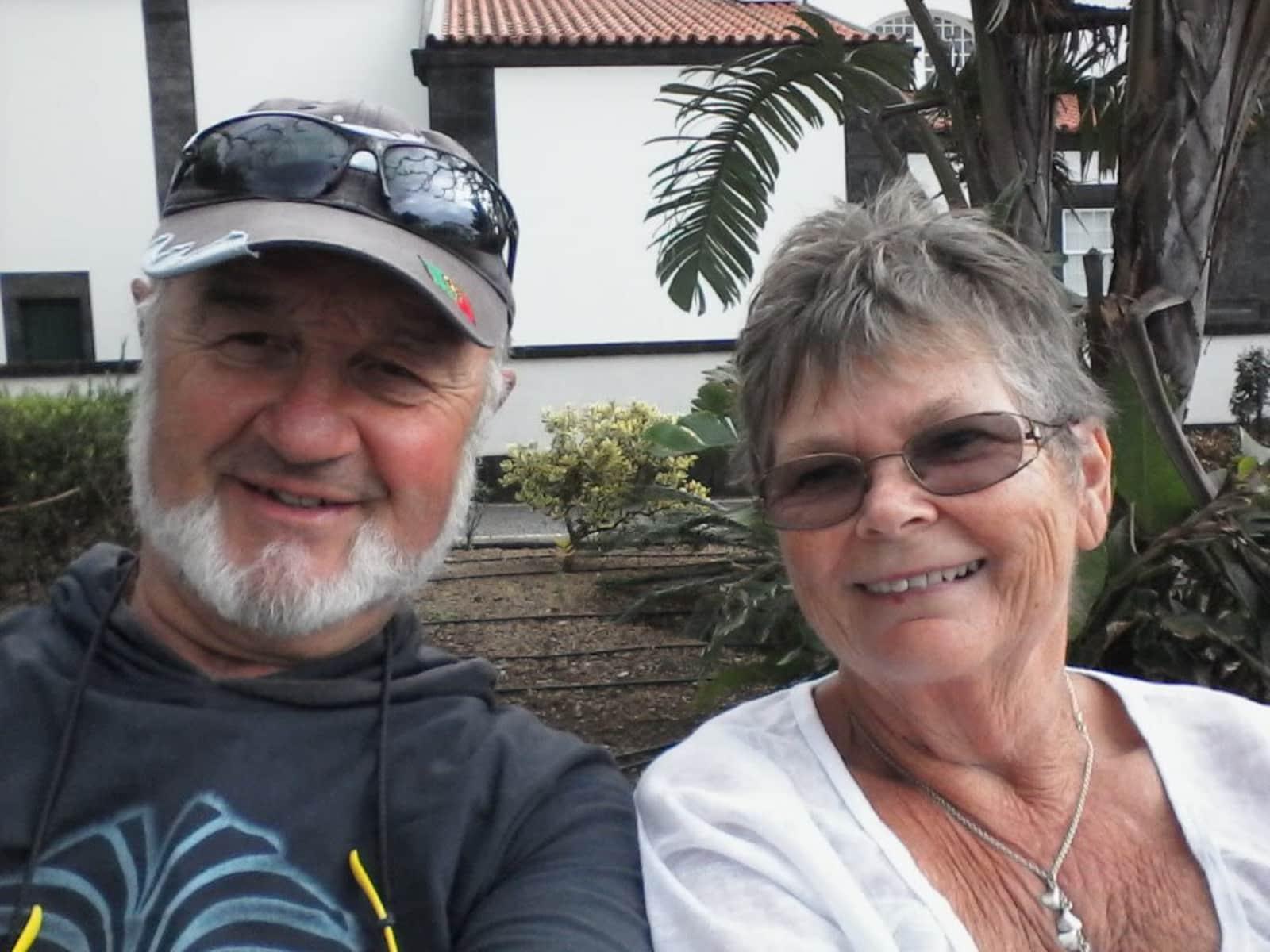 King & Linda from Tauranga, New Zealand
