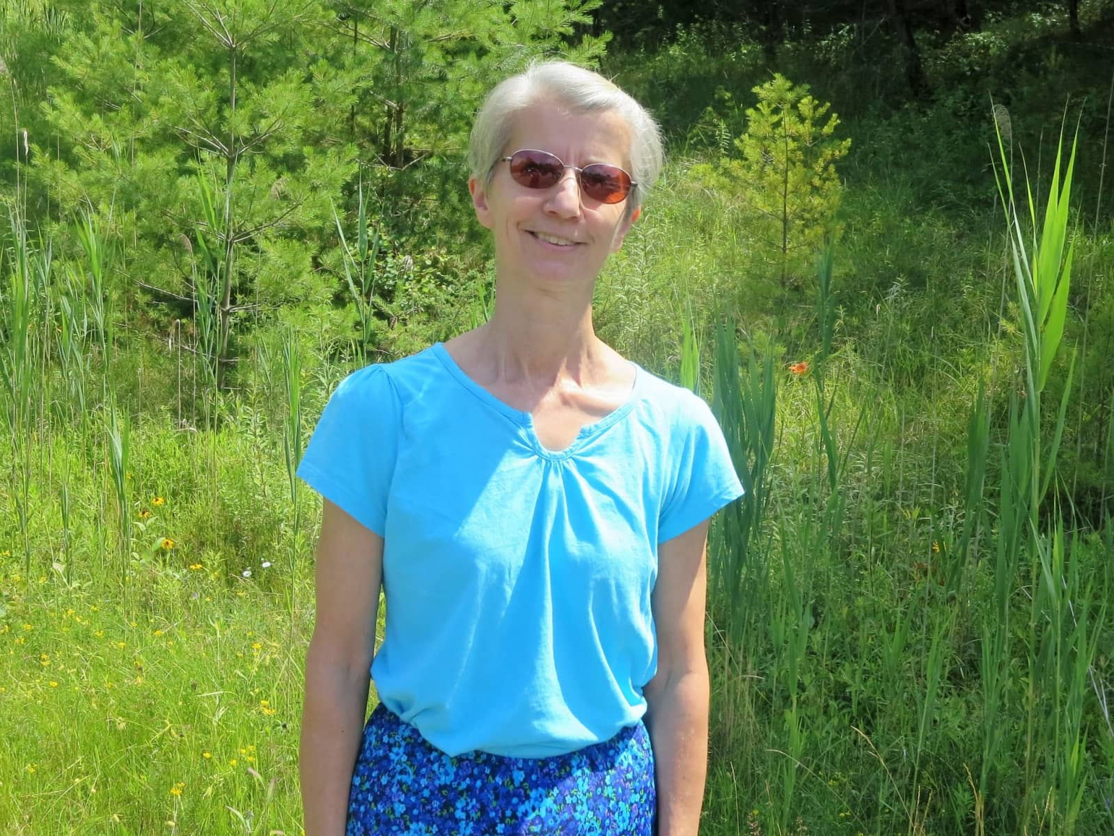 Sharon from Canaan Center, New Hampshire, United States