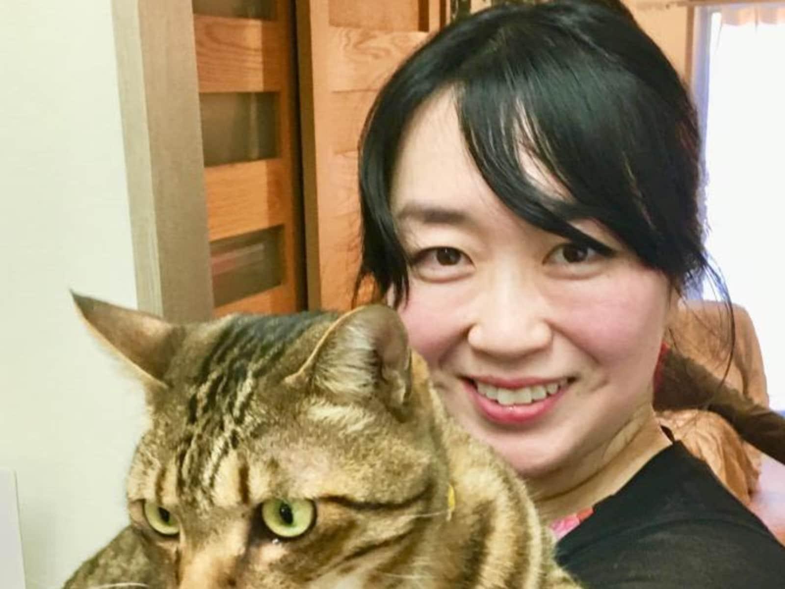 Marina from Kobe, Japan