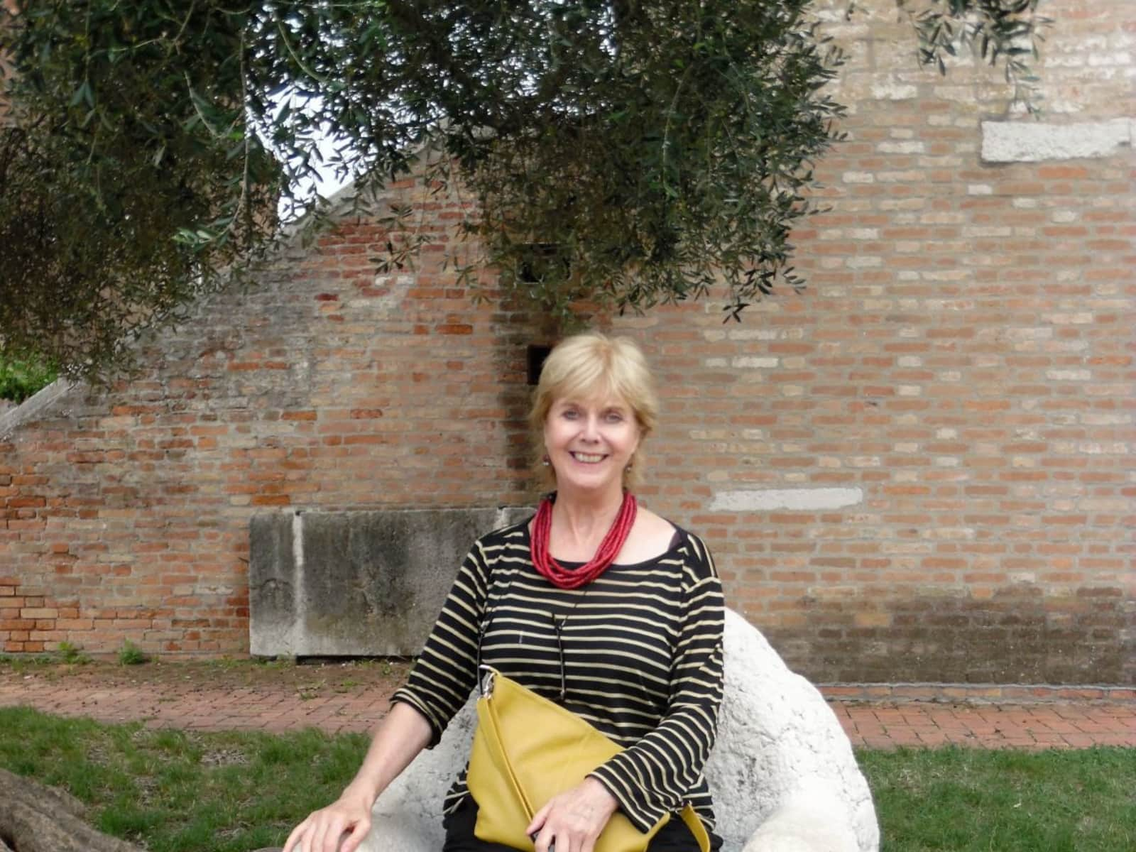 Jane from Truro, United Kingdom
