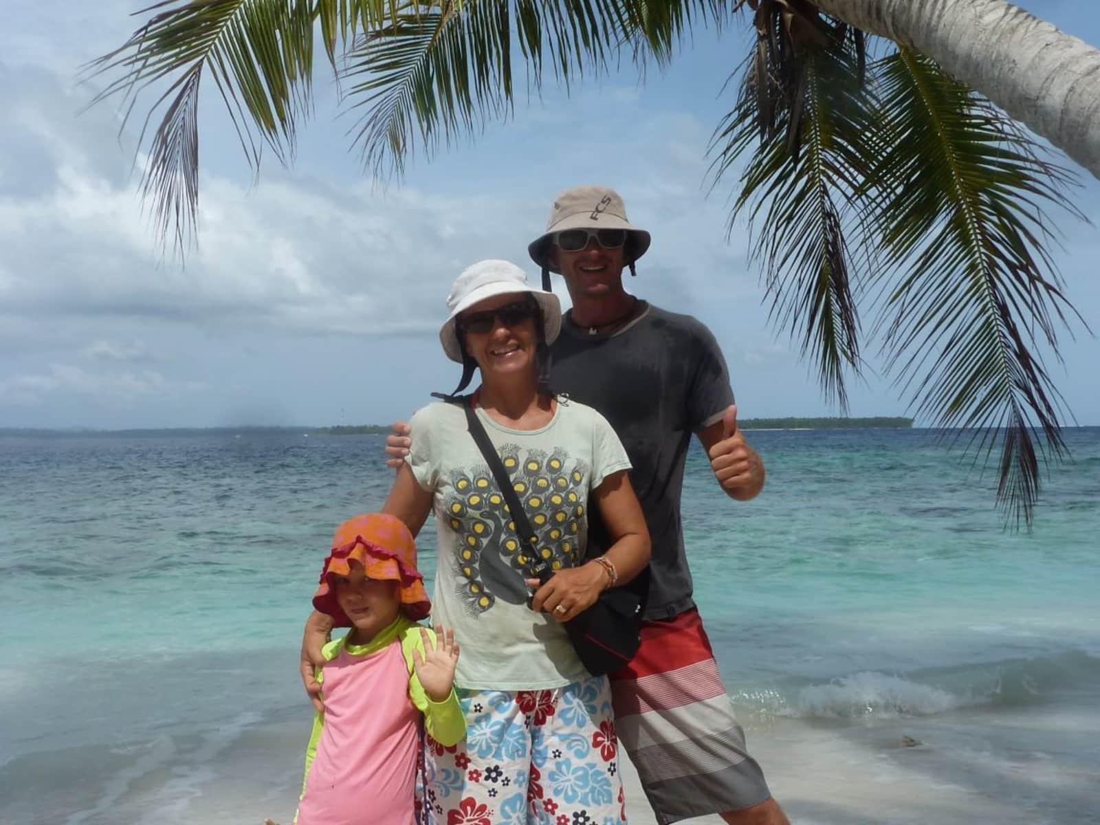 Jane & Richard from Almería, Spain