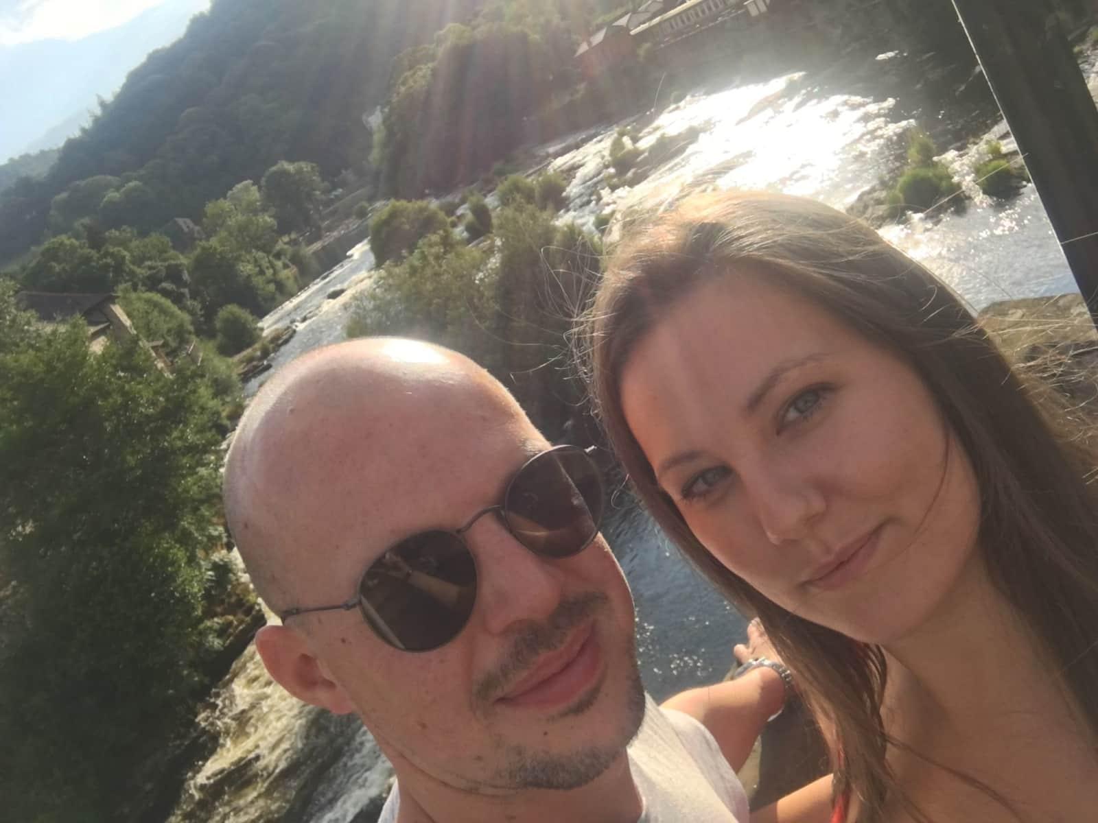 Alisha-jayne & Michael from Ellesmere, United Kingdom