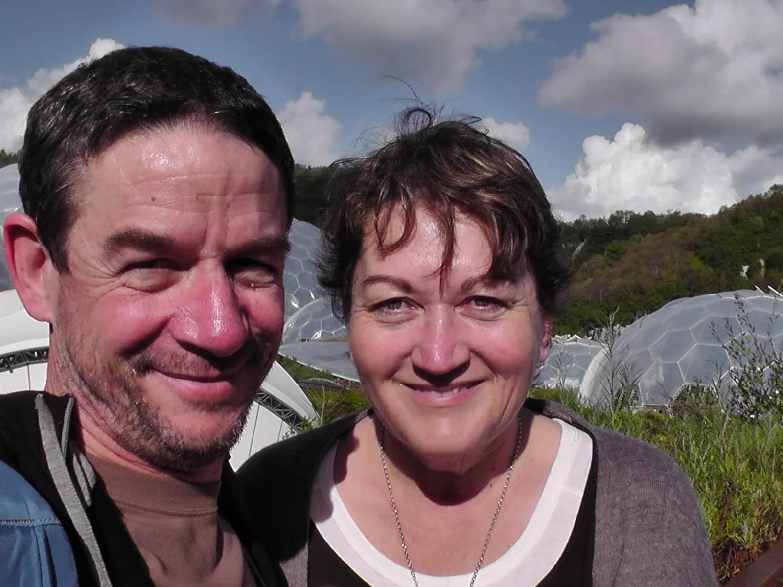 Jo & Mark from Auckland, New Zealand