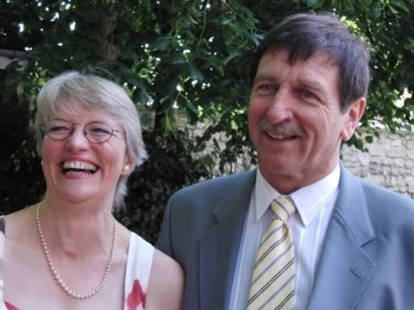 William & Christine from Alton, United Kingdom
