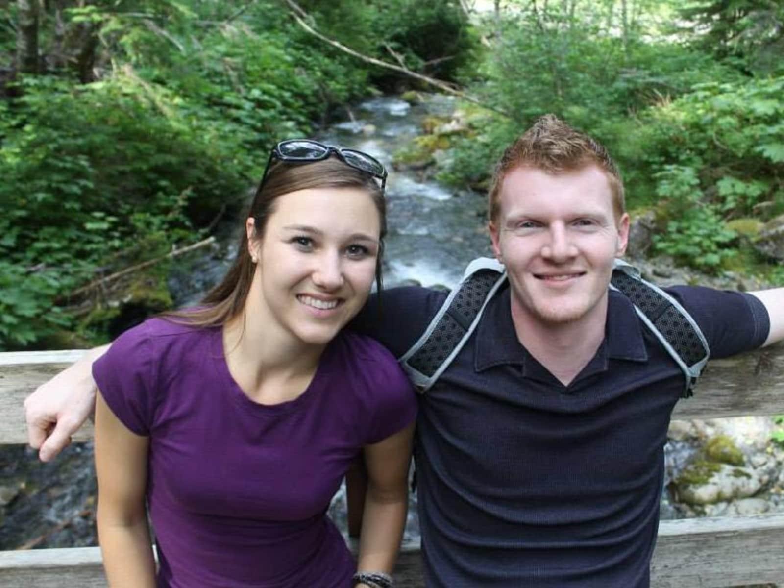 Jana & Brett from Murfreesboro, Tennessee, United States