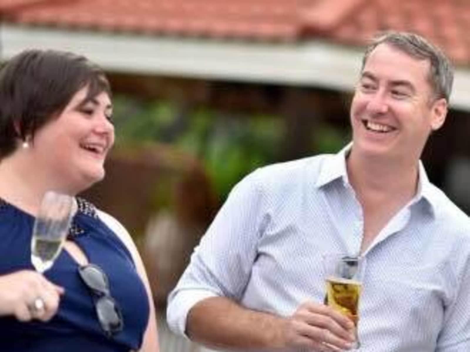 Dan & Helen from Windsor, United Kingdom