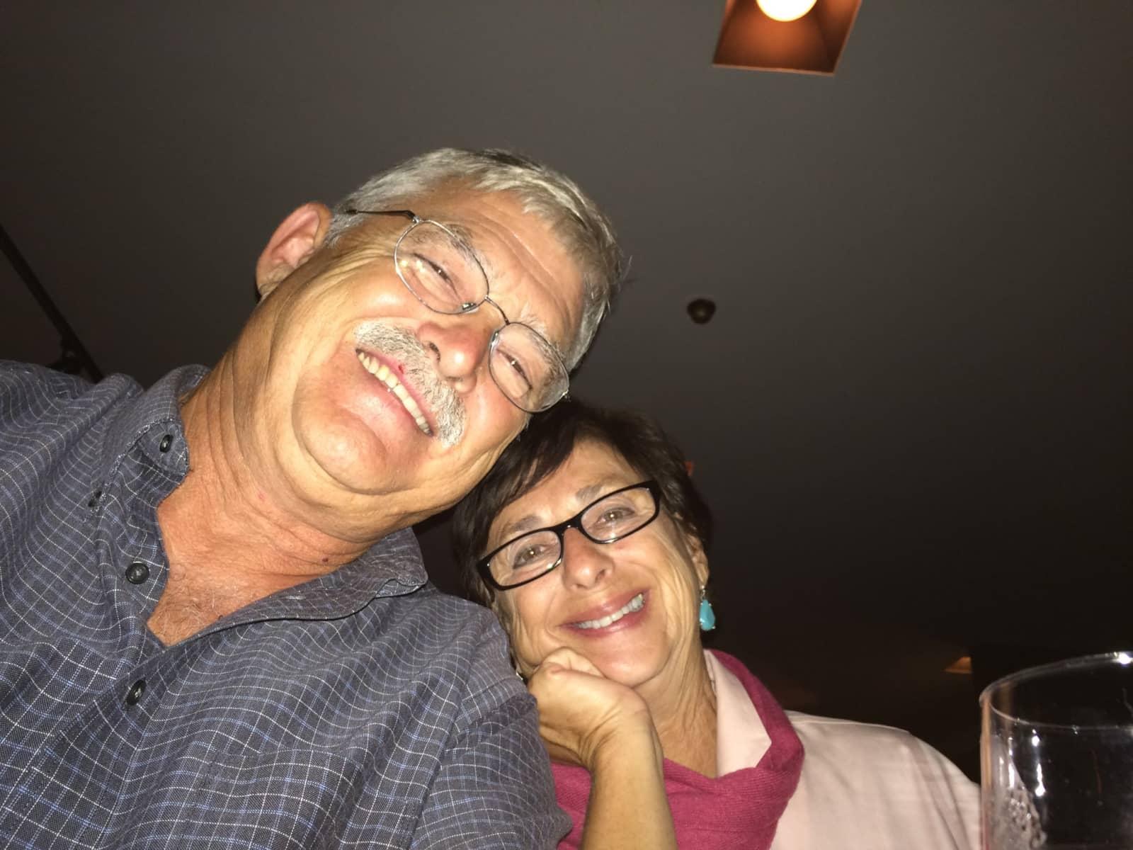 Maxwell & Sandra from Washington, North Carolina, United States