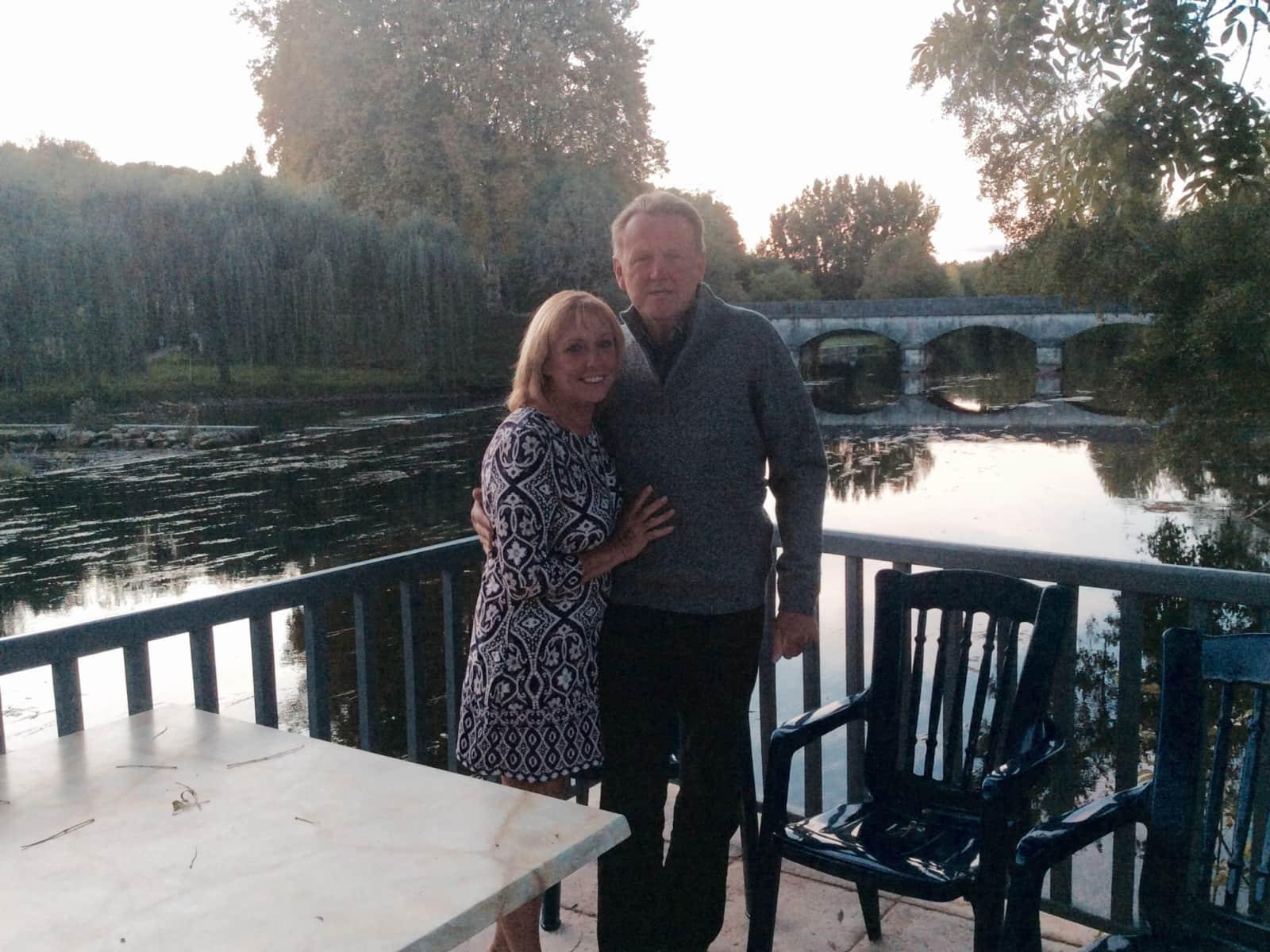 Alan & Lynn from Norwich, United Kingdom