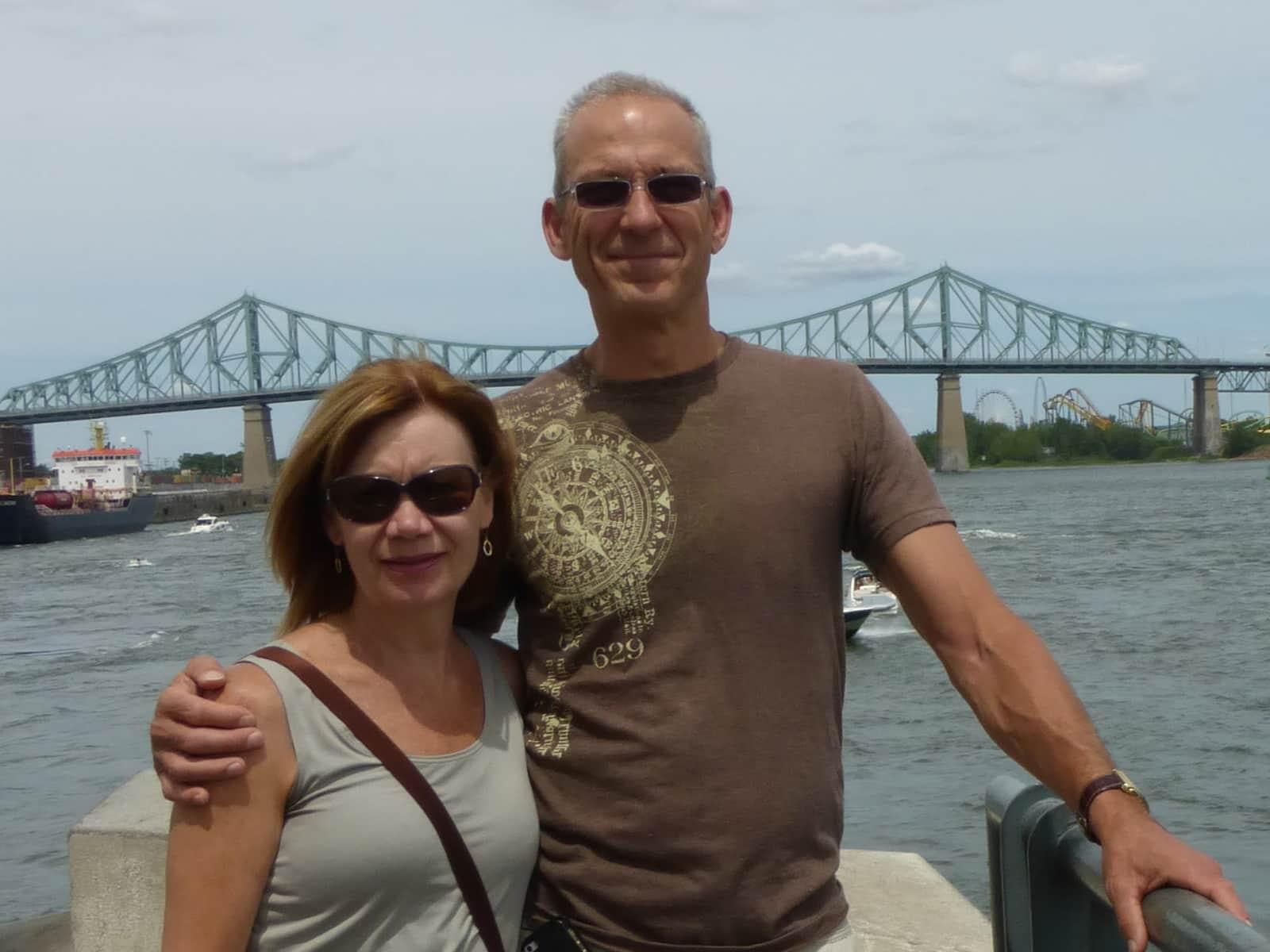 Eckhart & Helen from Toronto, Ontario, Canada