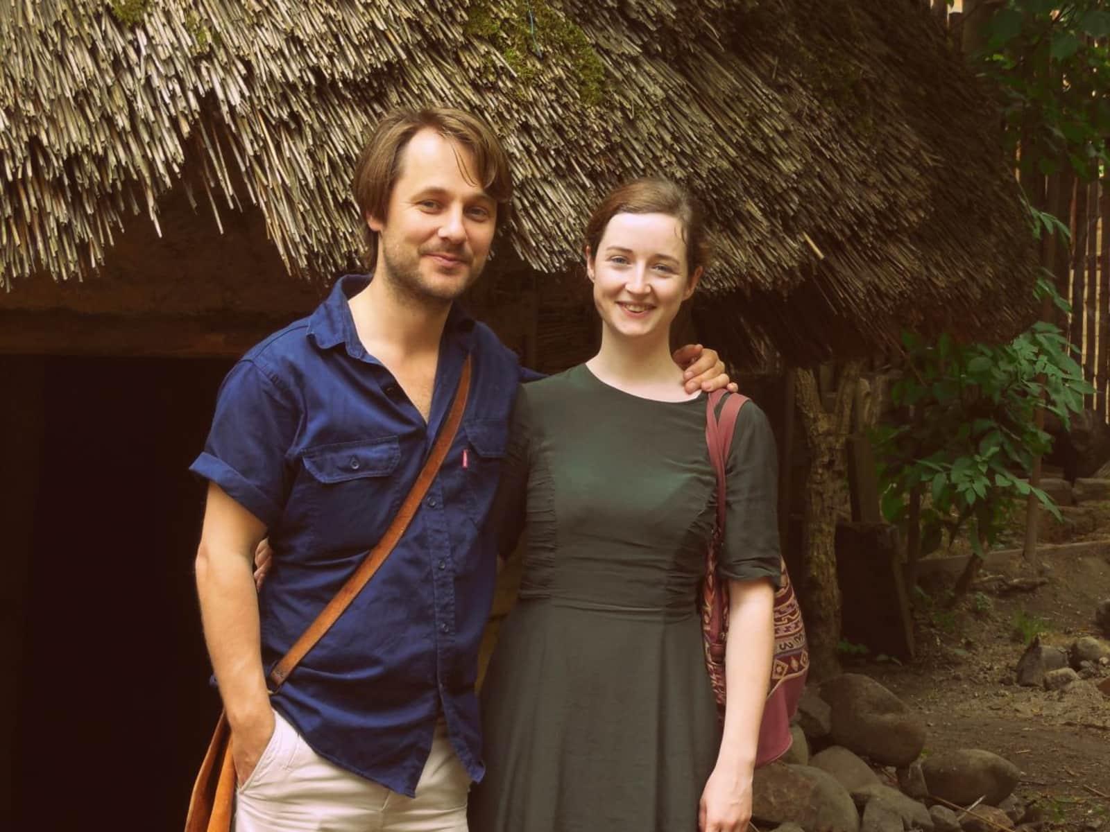 Fiona & Benjamin from Berlin, Germany