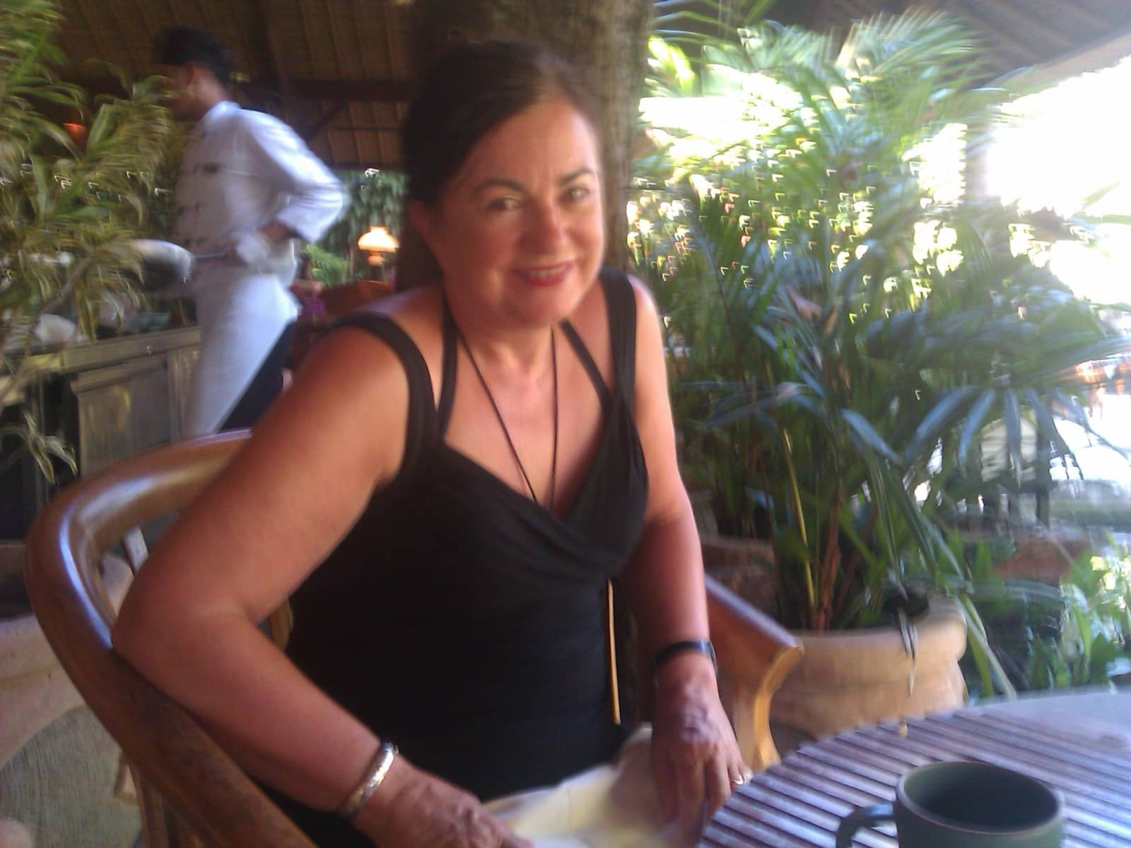 Elizabeth from Darwin, Northern Territory, Australia